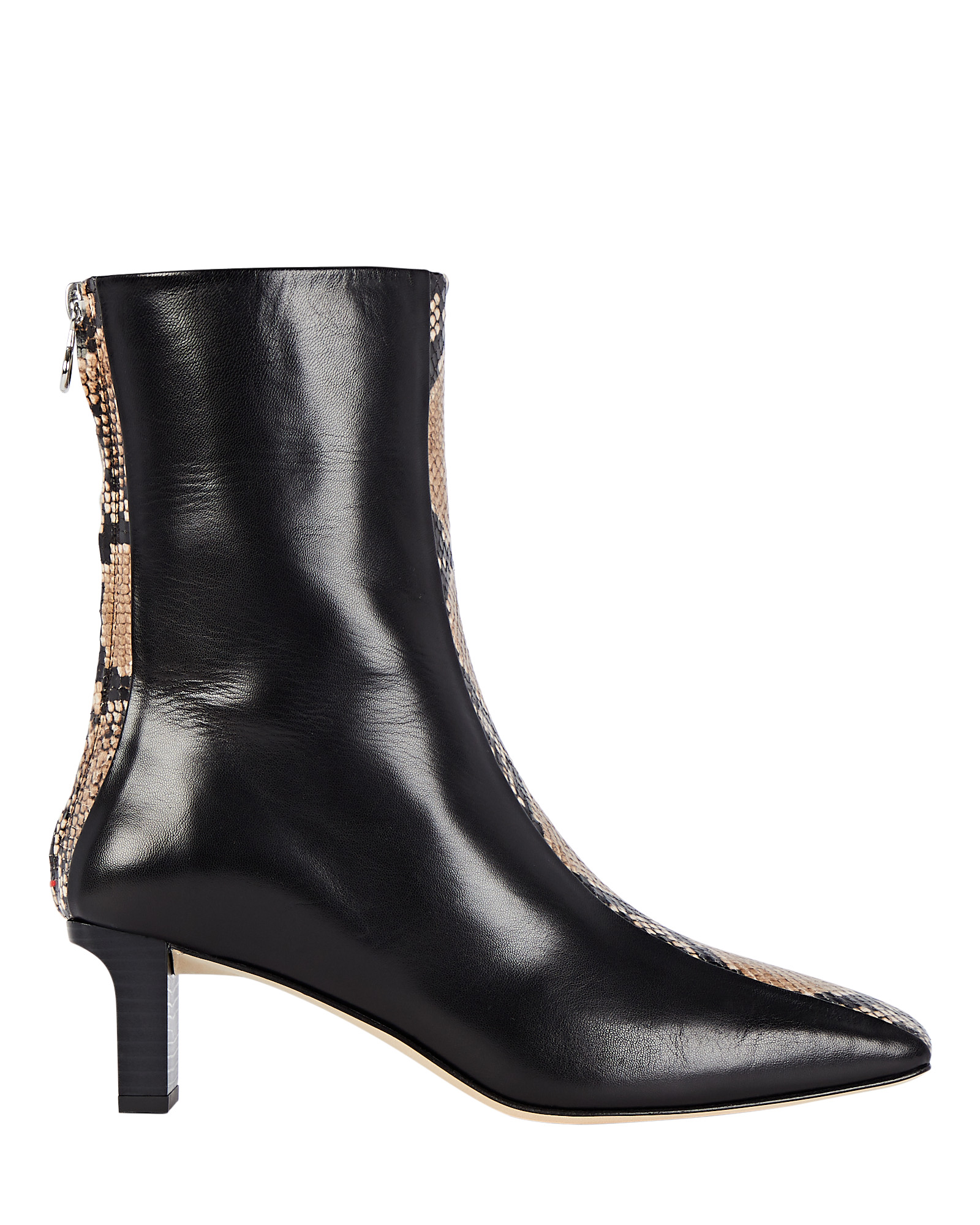 Aeyde AEYDE MOLLY LEATHER ANKLE BOOTIES