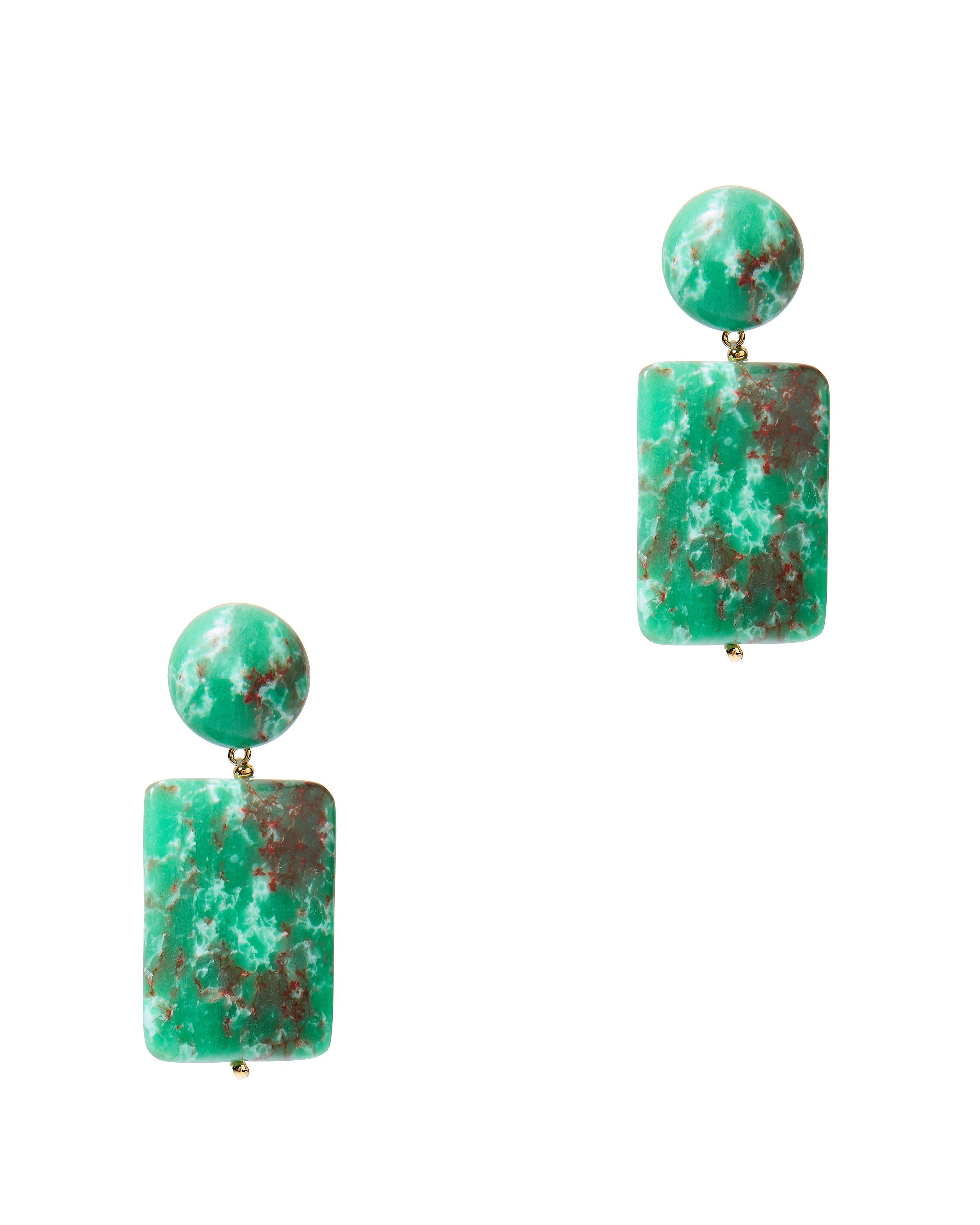 keepsake-stone-earrings by lele-sadoughi