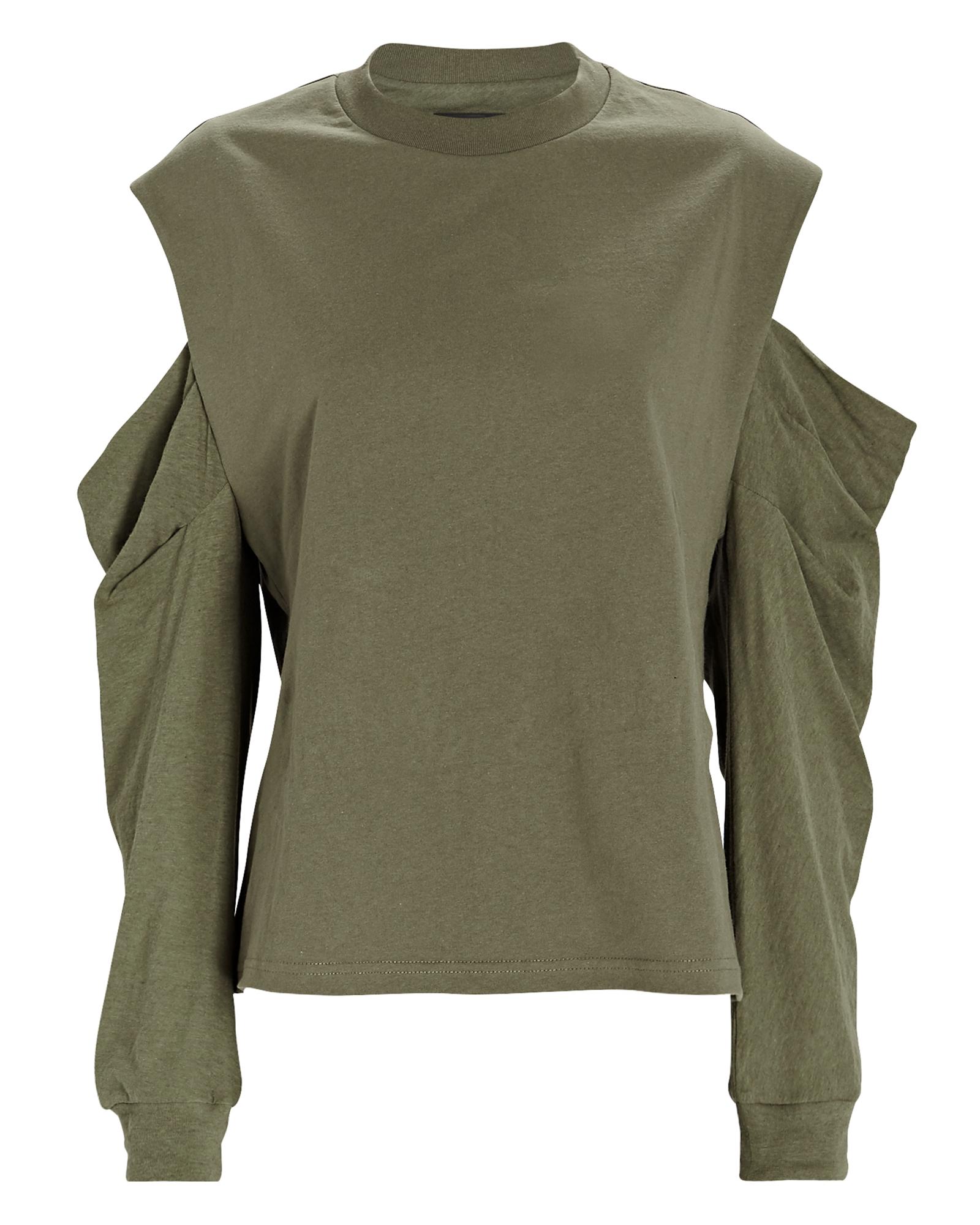 Rta Capucine Cold-Shoulder T-Shirt