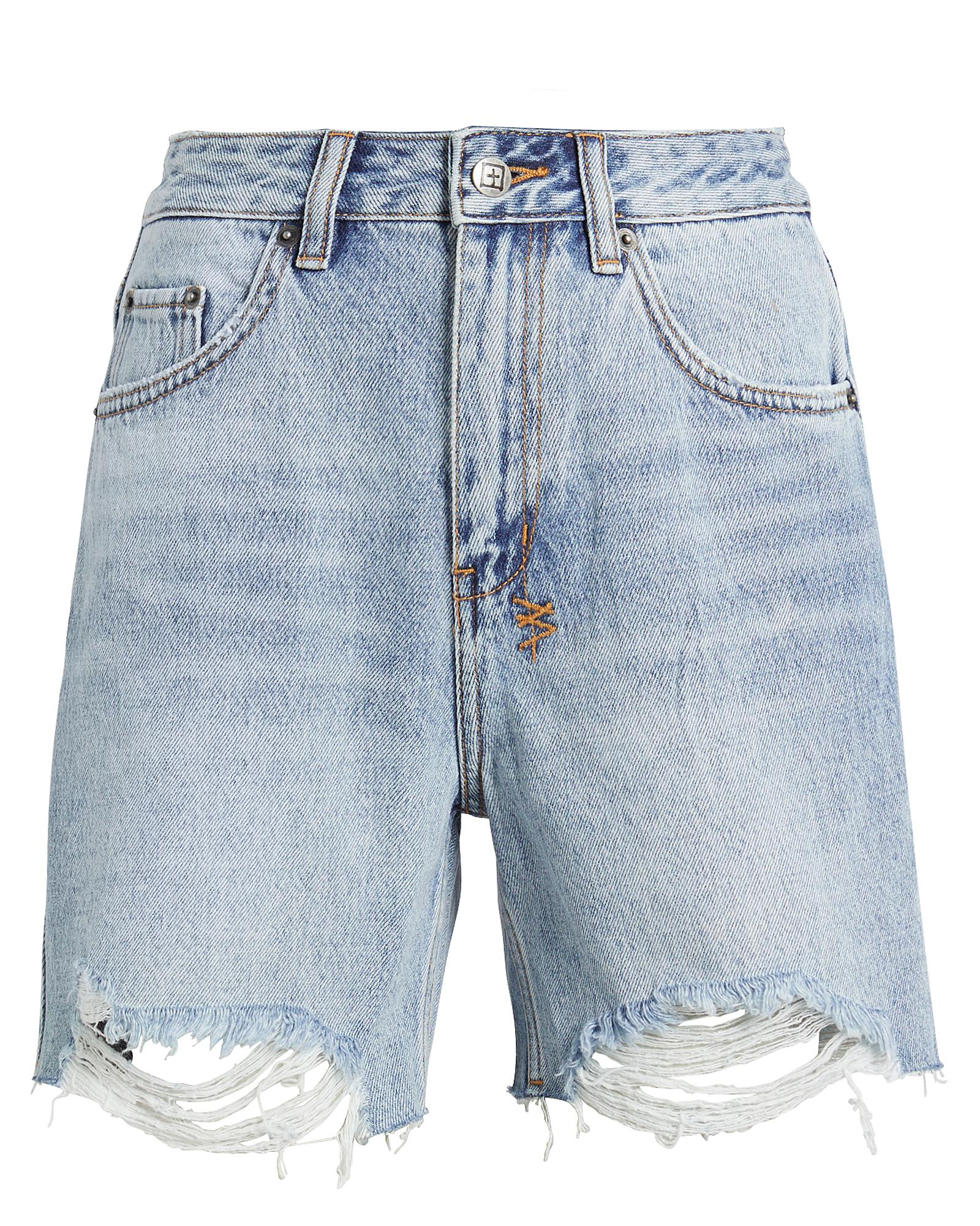 Ksubi Shorts Racy Denim Cut-Off Shorts