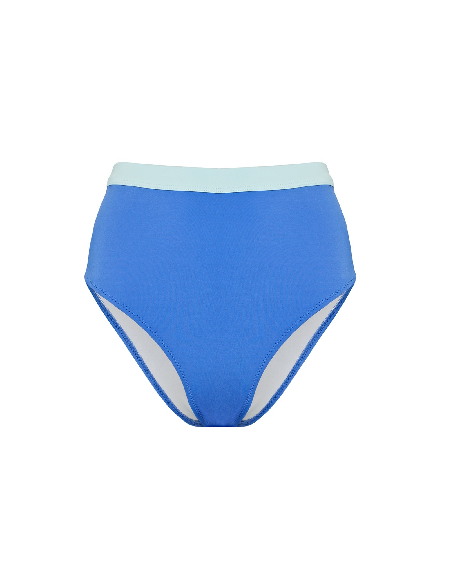 Solid & Striped Lilo High-Waist Bikini Bottoms