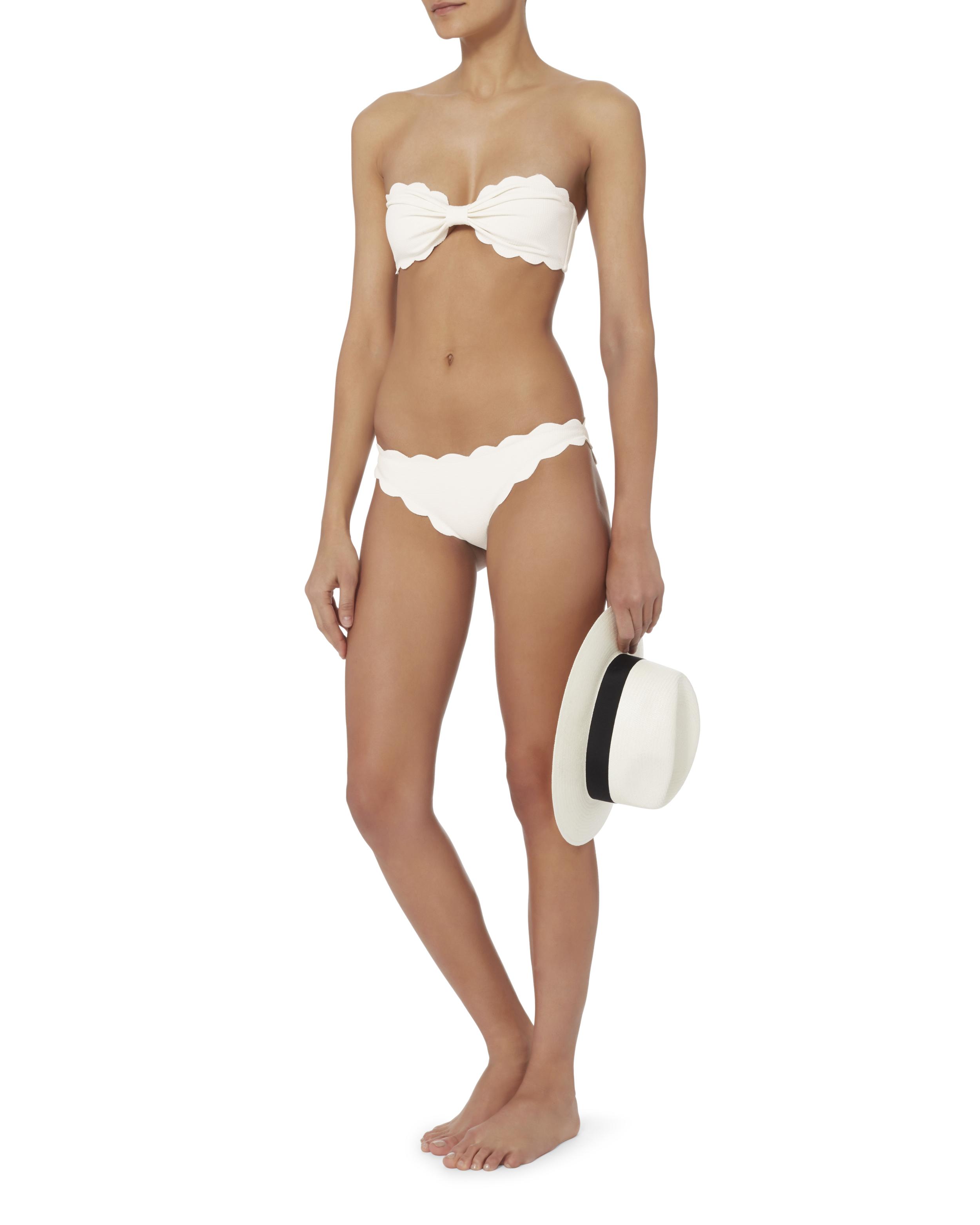 Marysia Antibes White
