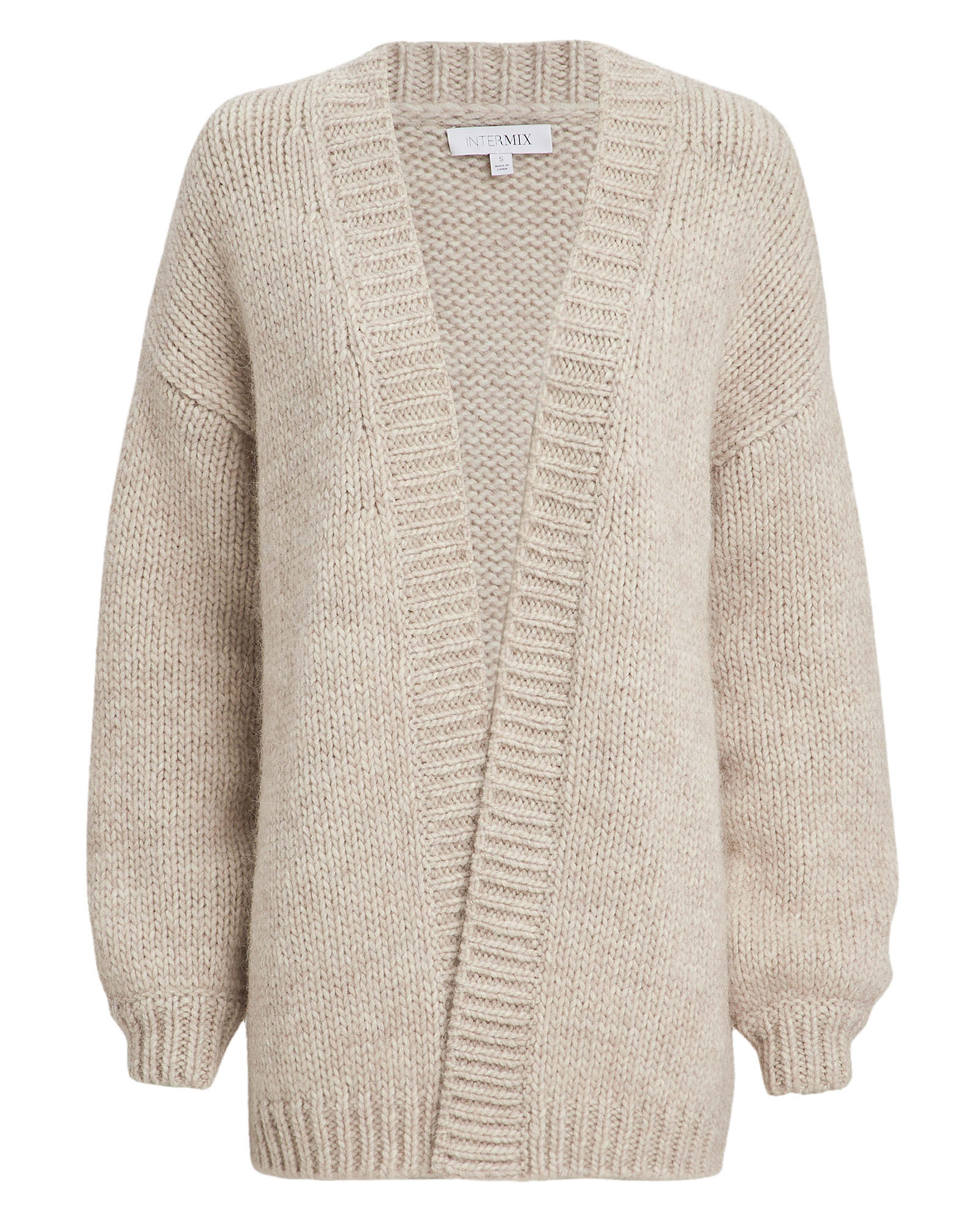 EXCLUSIVE FOR INTERMIX Tessie Long Cardigan