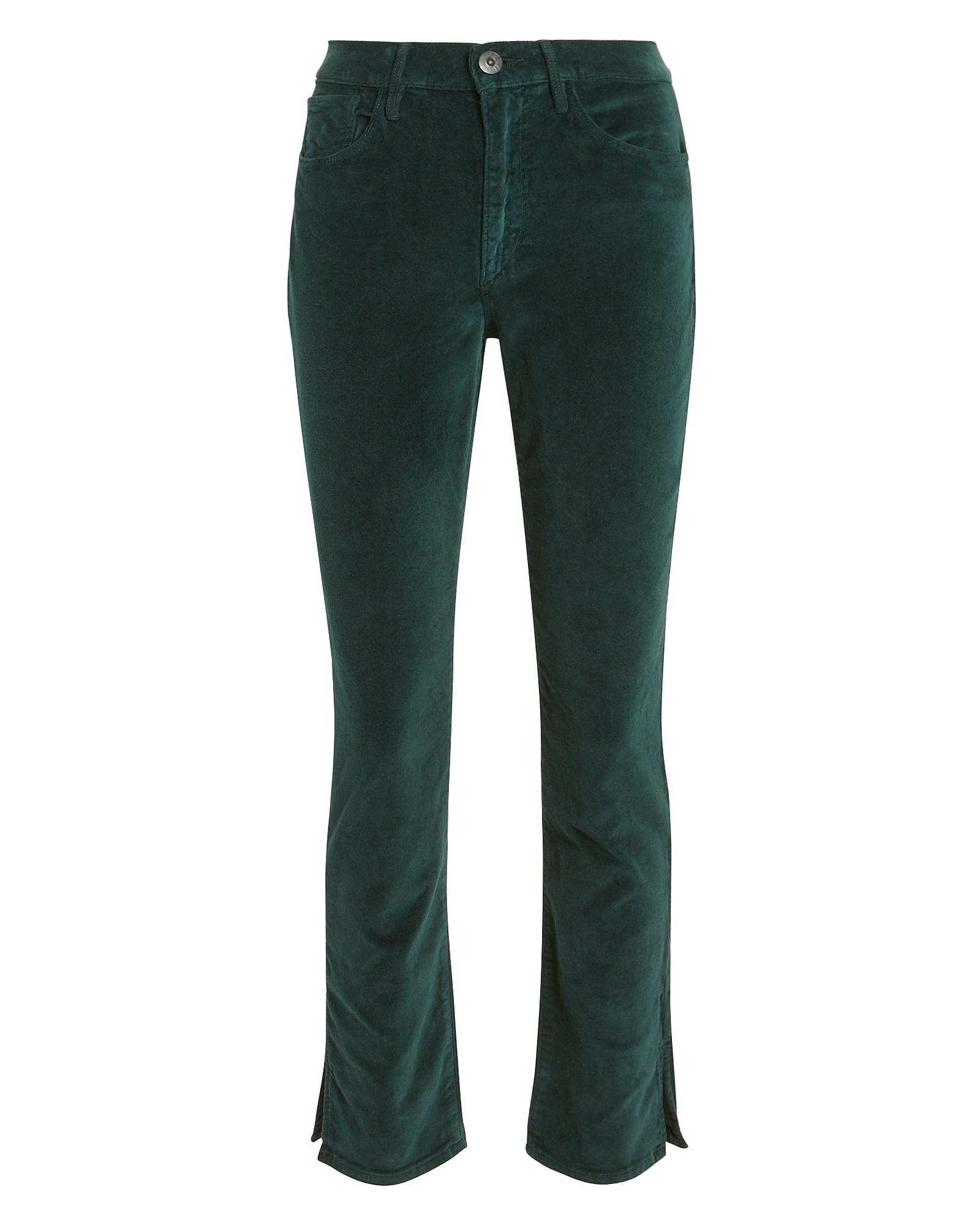3x1 W3 Velvet Higher Ground Jeans