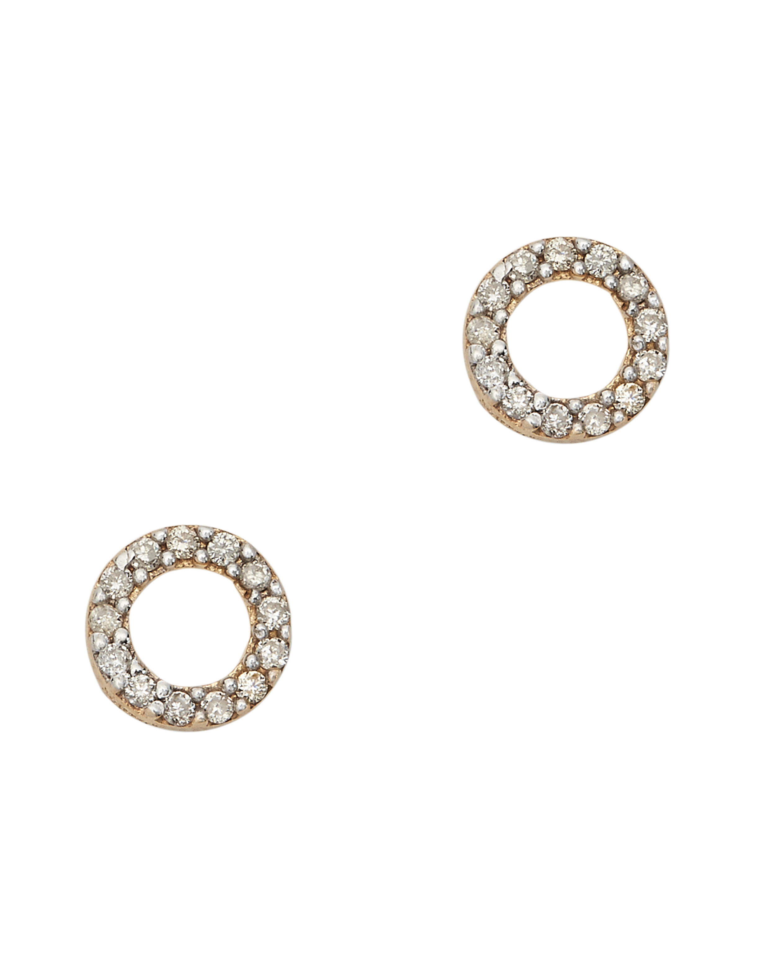 diamond stone strand open circle products with and ring s diamonds yellowgold