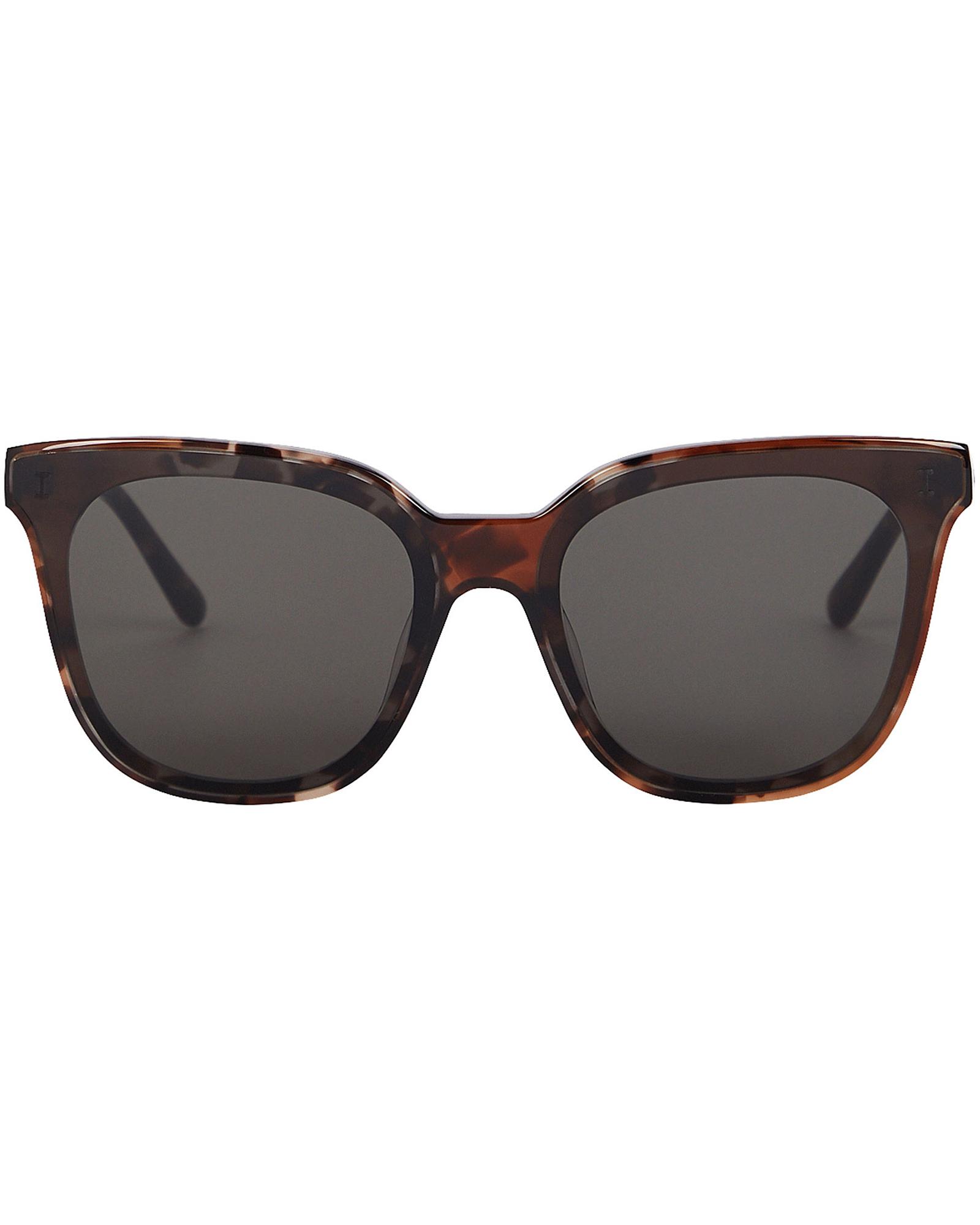 Illesteva Sunglasses Camille Oversized Wayfarer Sunglasses