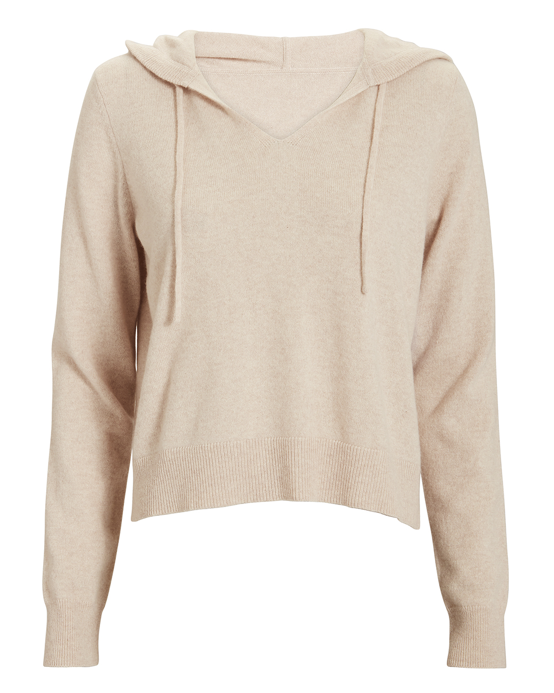 EXCLUSIVE FOR INTERMIX Intermix Matilda Cashmere Ullover Beige