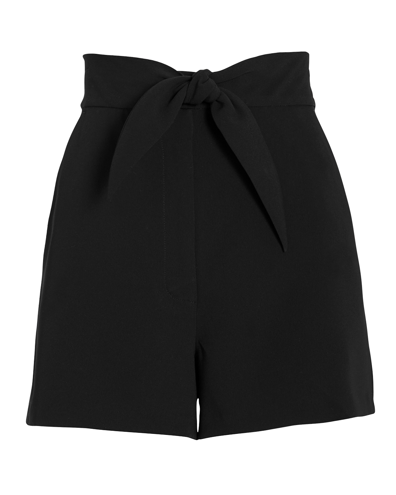 A.l.c Shorts A.L.C. KERRY BOW SHORTS  BLACK 4