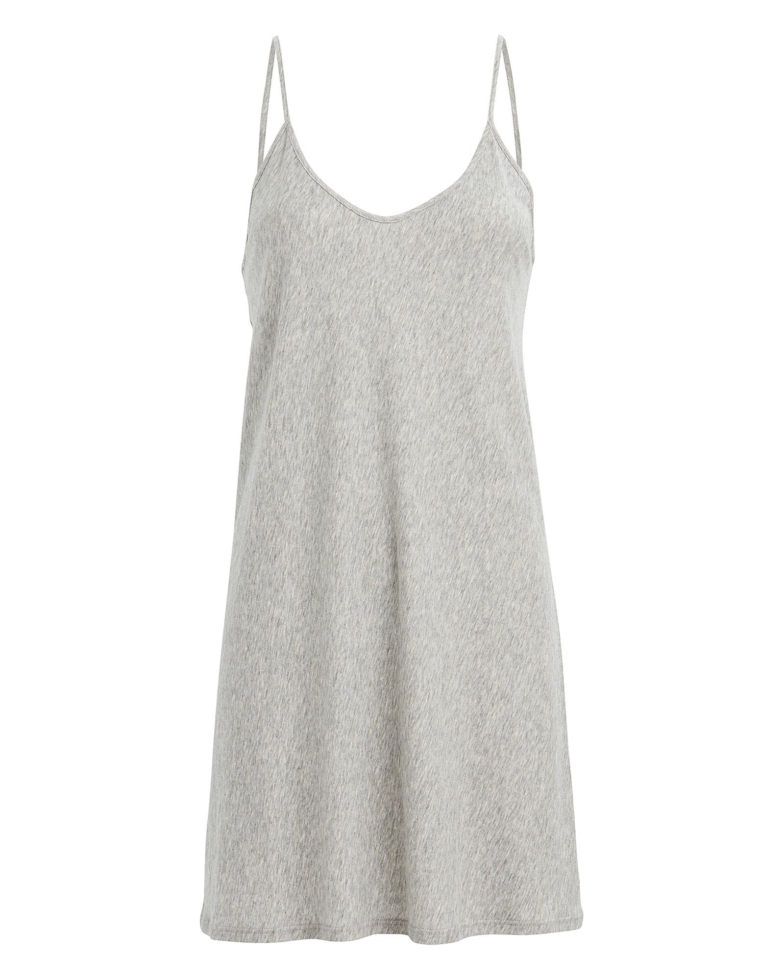 Skin Dresses SKIN SEXY PIMA COTTON SLIP DRESS