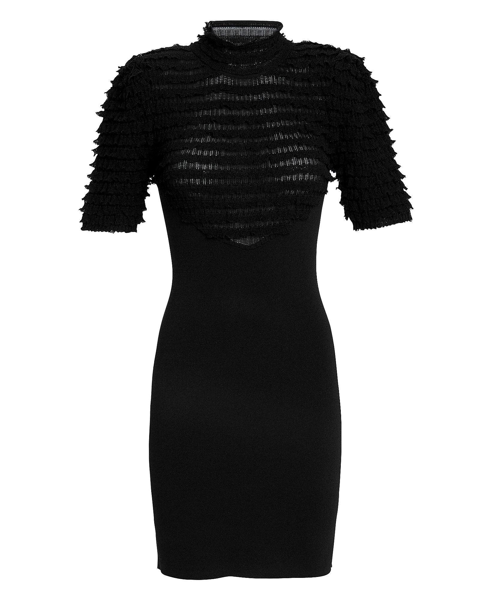 TORN Ronny Kobo Dassah Ini Dress Black
