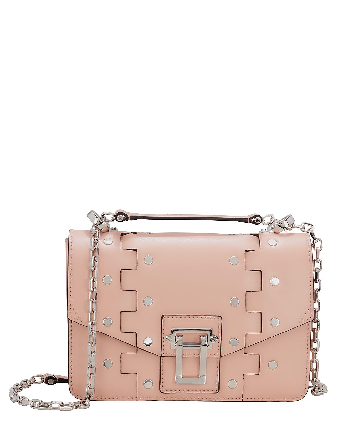 Hava Chain Blush Bag