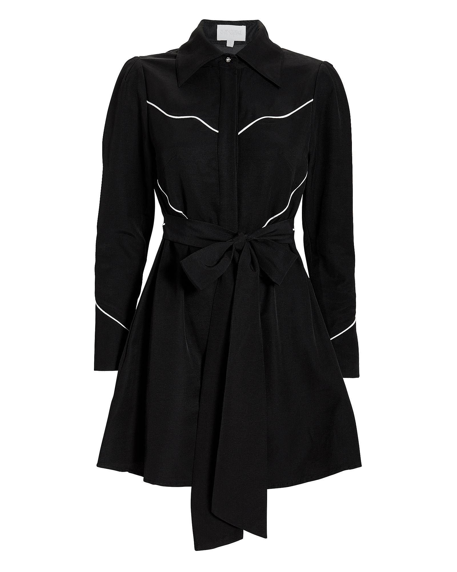 DEVINE HERITAGE Divine Heritage Western Ini Dress Black