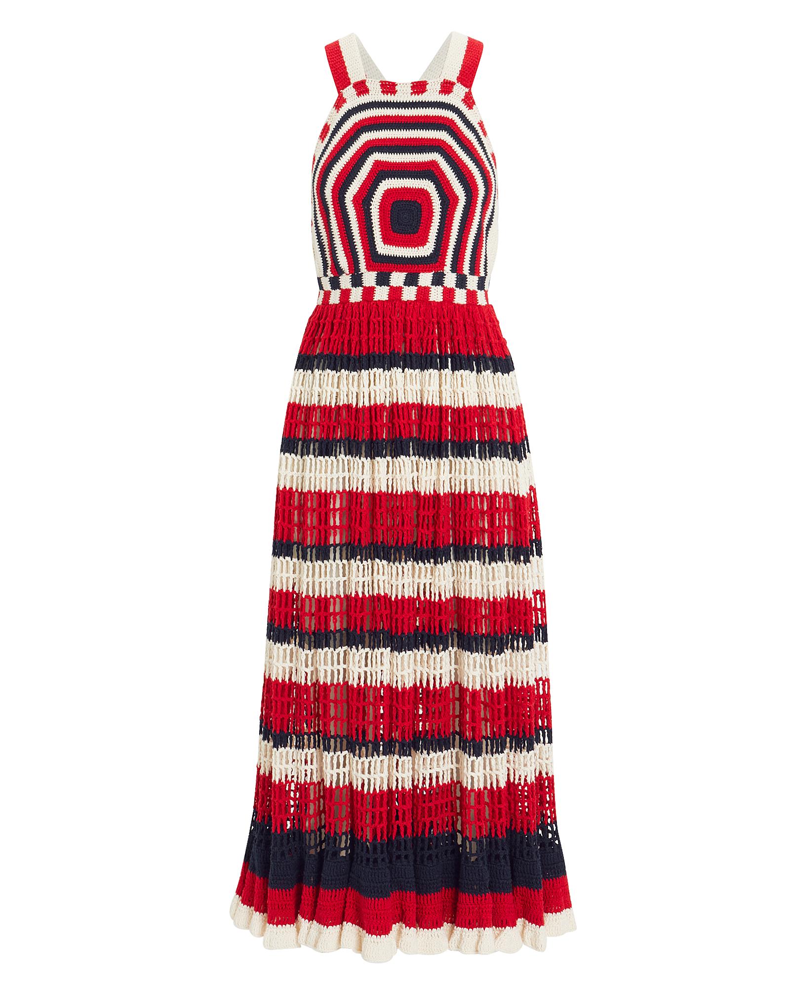 Paz Crochet Dress by Ulla Johnson