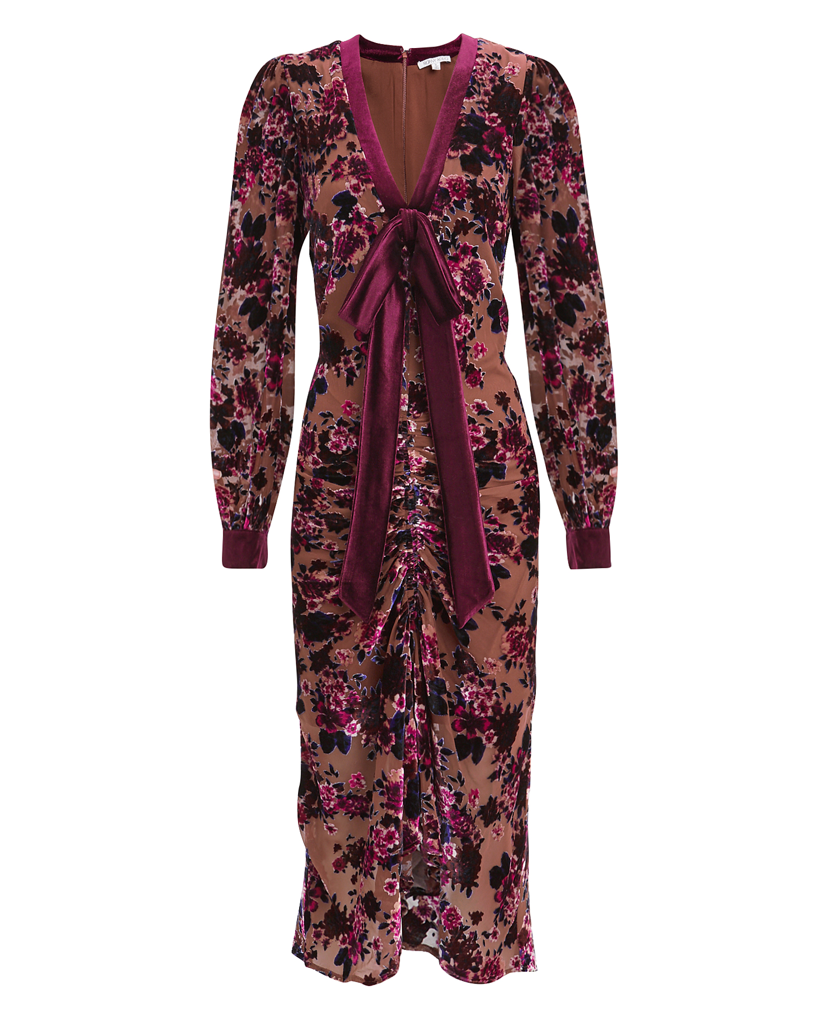 TORN Nicolette Midi Dress
