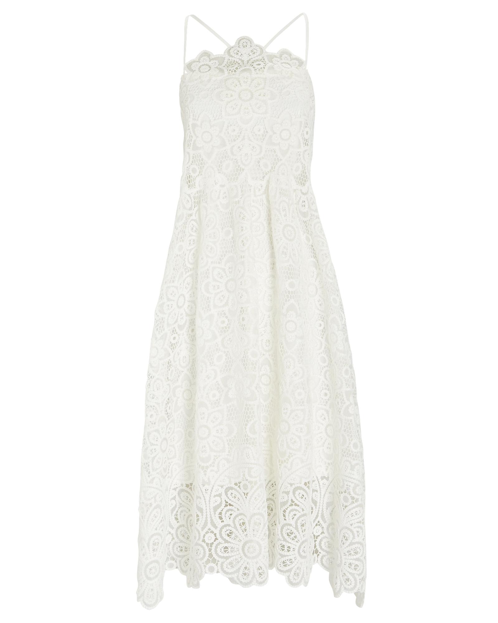 Jonathan Simkhai Zayna Crochet Guipure Lace Dress
