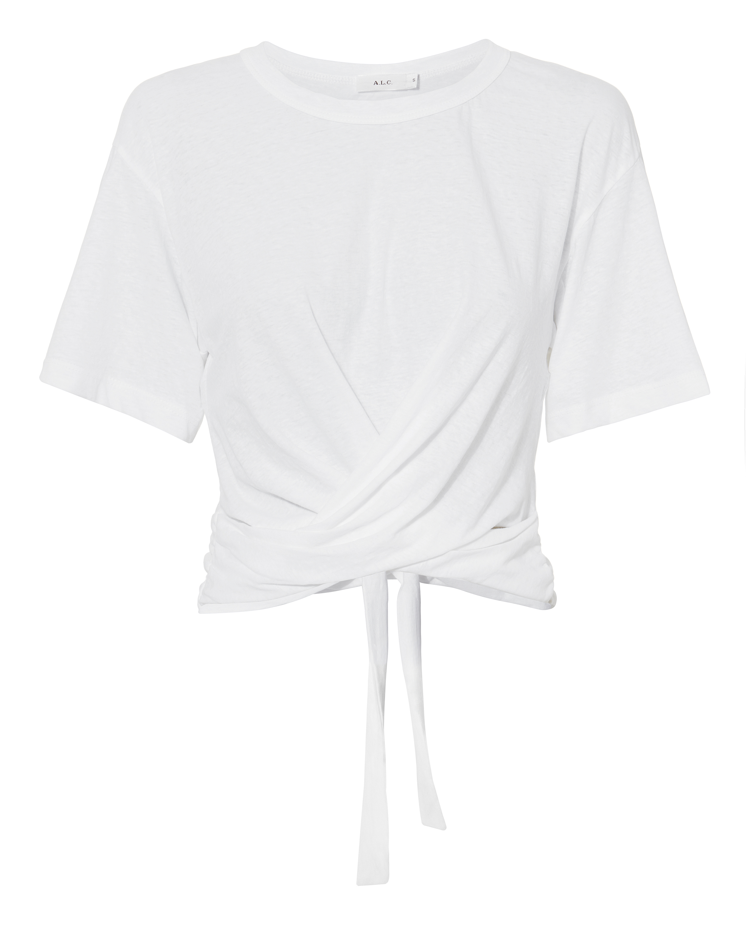 Jules Tie Back Tee by A.L.C.