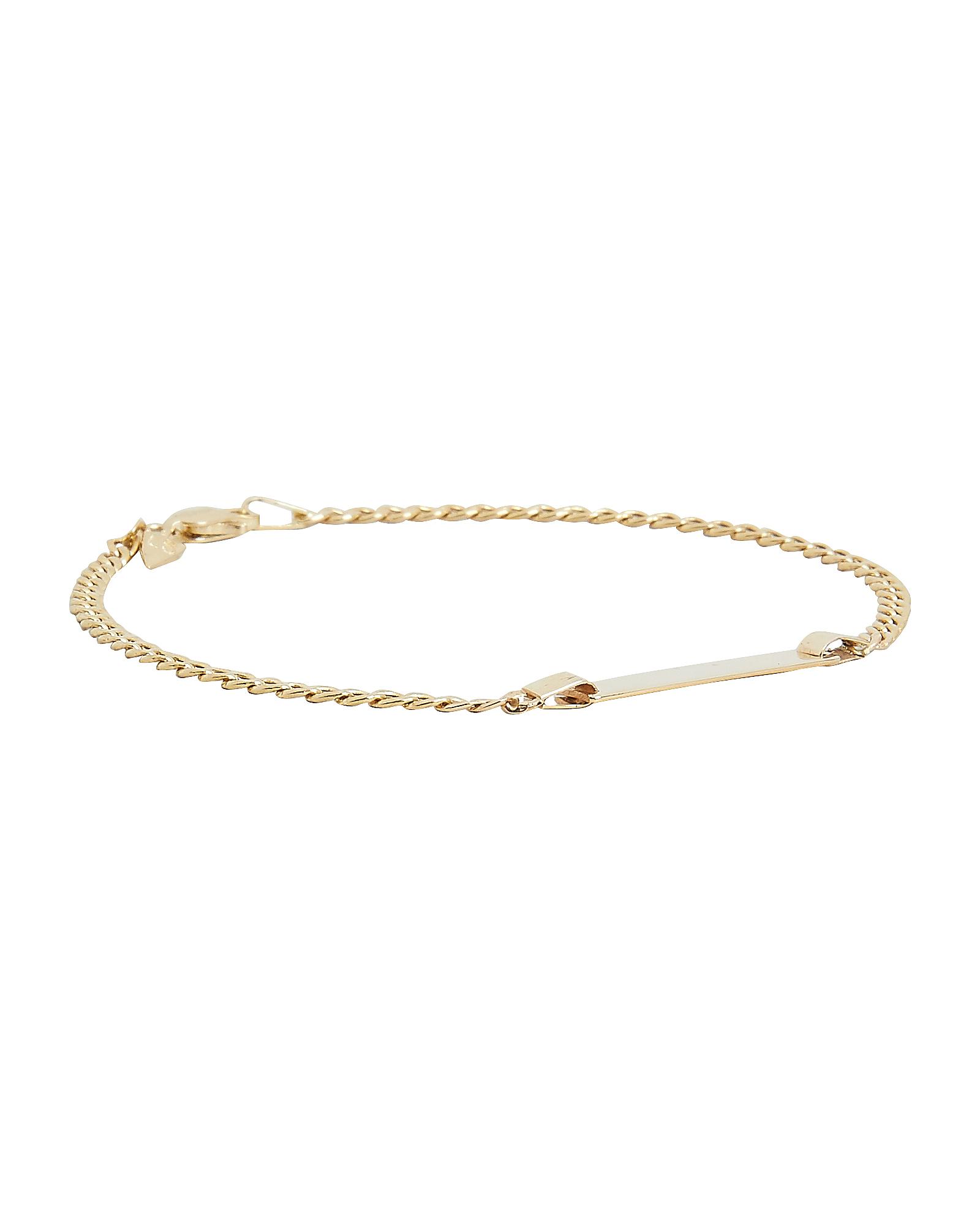 Loren Stewart Baby Monaco ID Bracelet