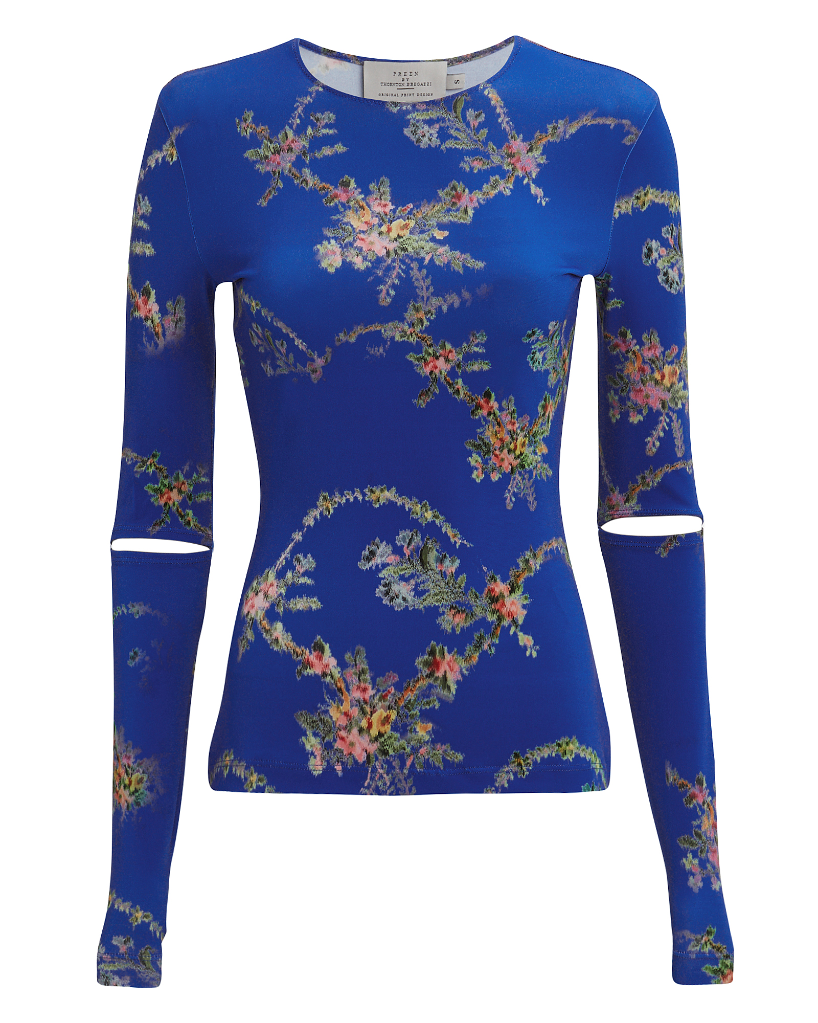 PREEN Reen By Thornton Bregazzi Dee Floral To Blue/Floral