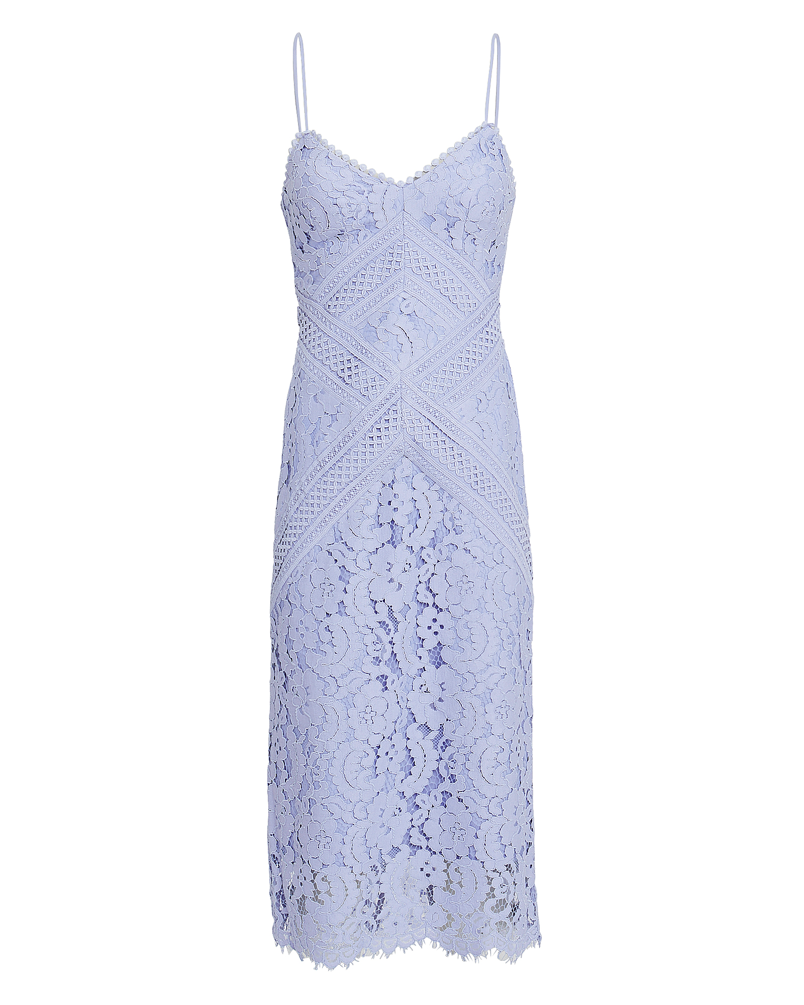 LOVER Melody Lace Dress Light Blue