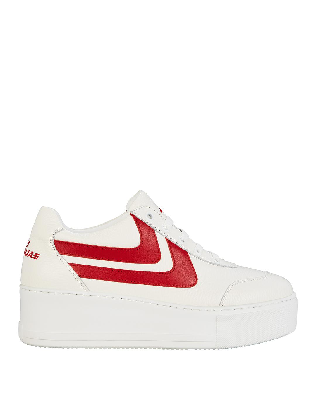 JOSHUA SANDERS Retro Platform Sneakers