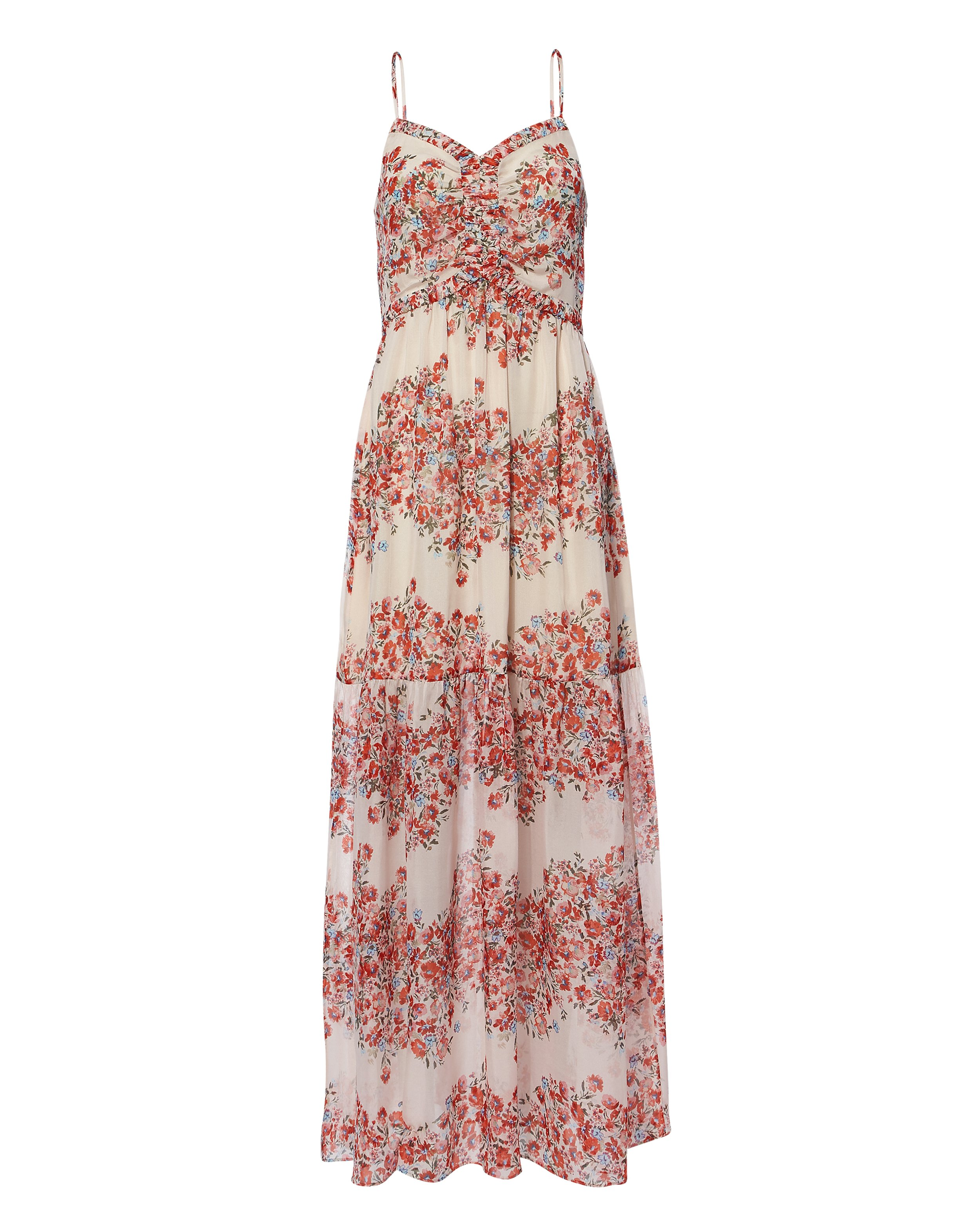 Chelsea Floral Maxi Dress by Intermix