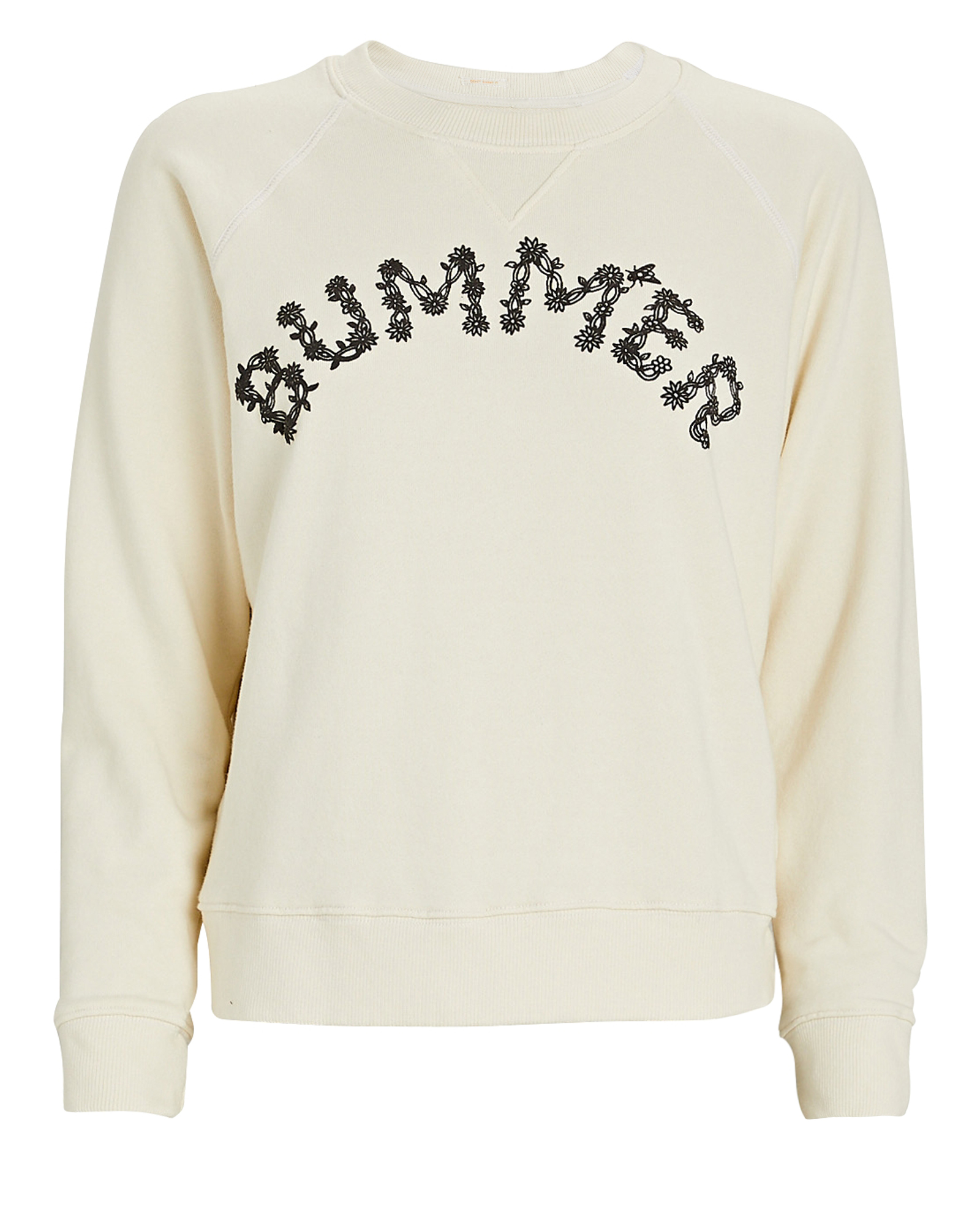 Mother Sweatshirts The Square Bummer Sweatshirt