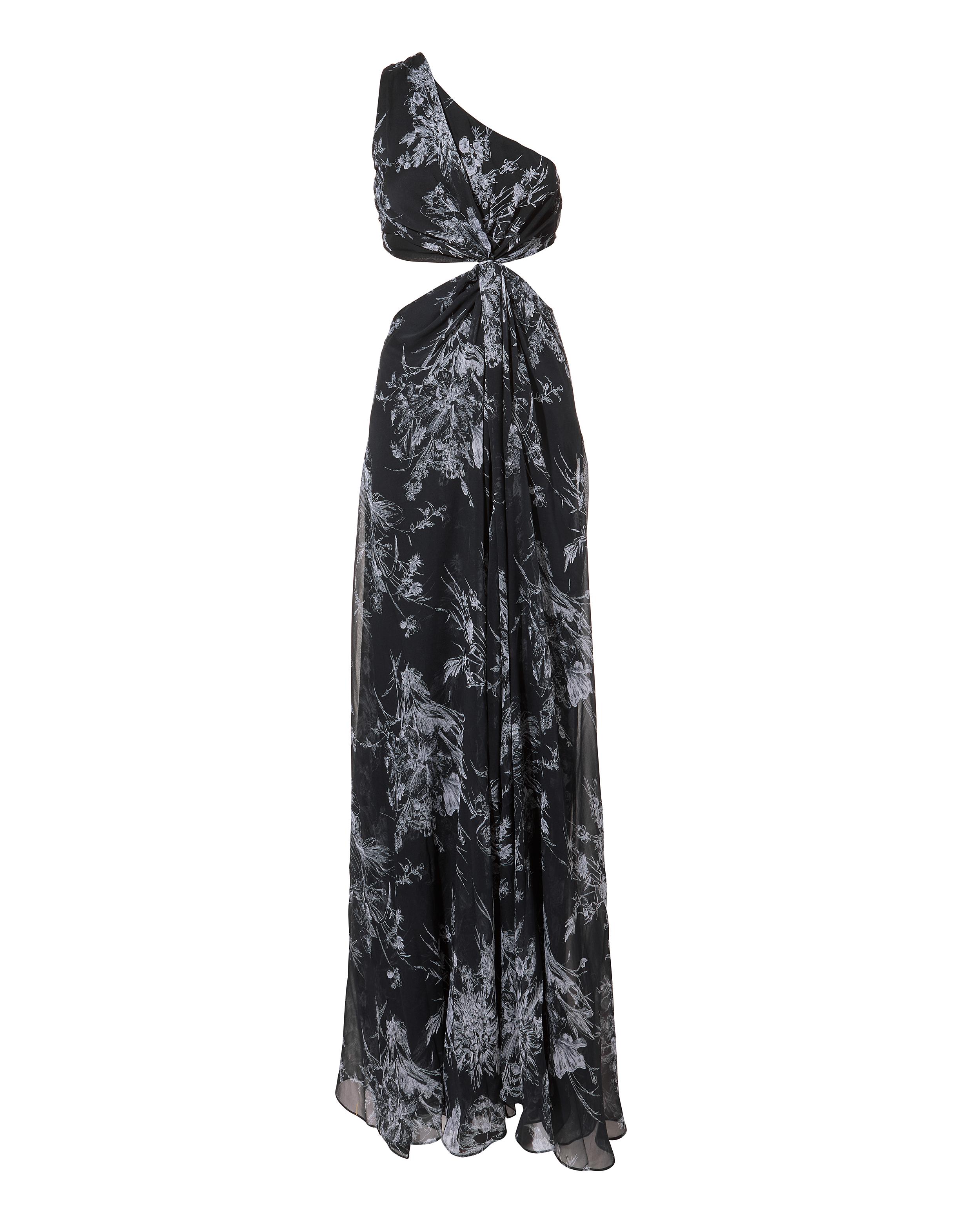Goldie One Shoulder Dress by Cinq à Sept
