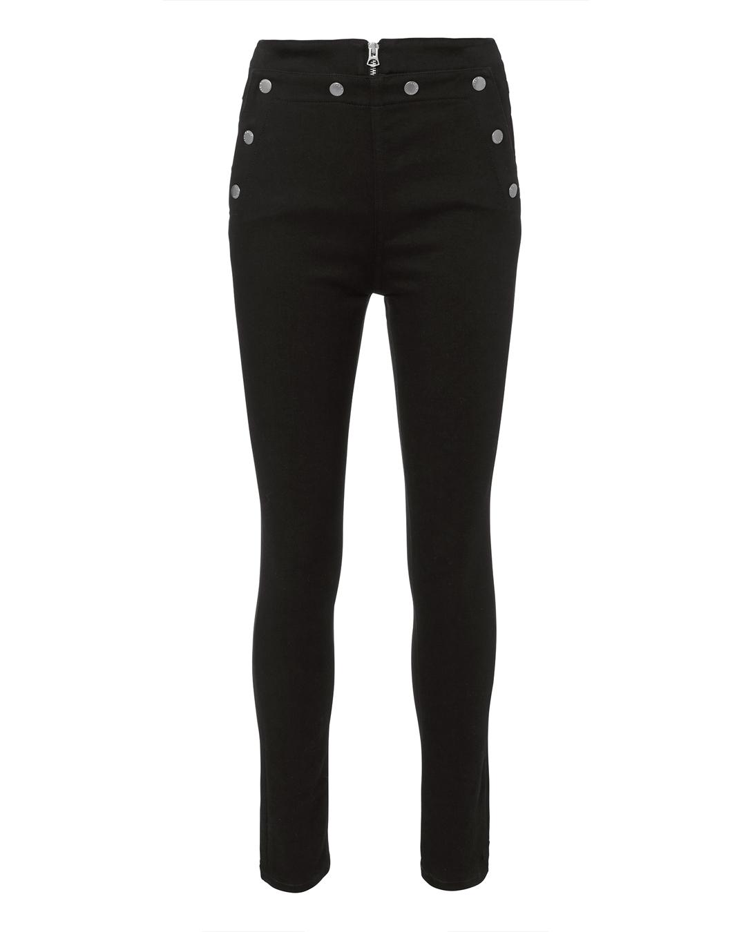 RAG & BONE/JEAN PENTON PANTS BLACK