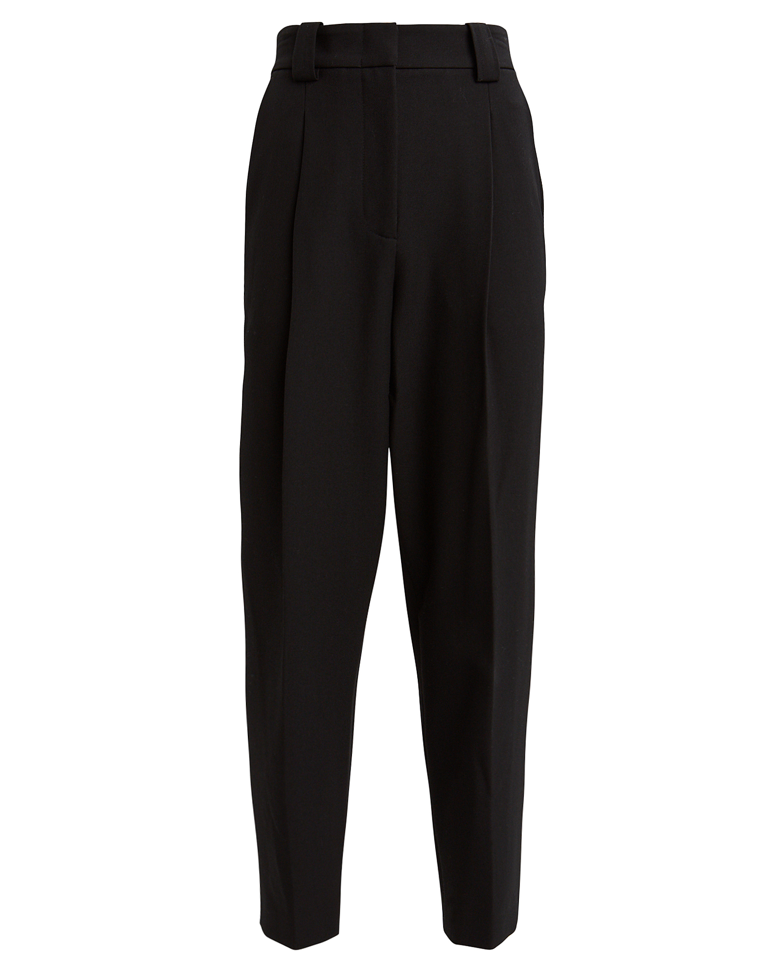 A.l.c Pants A.L.C. COLLIN HIGH-RISE PINTUCK TROUSERS