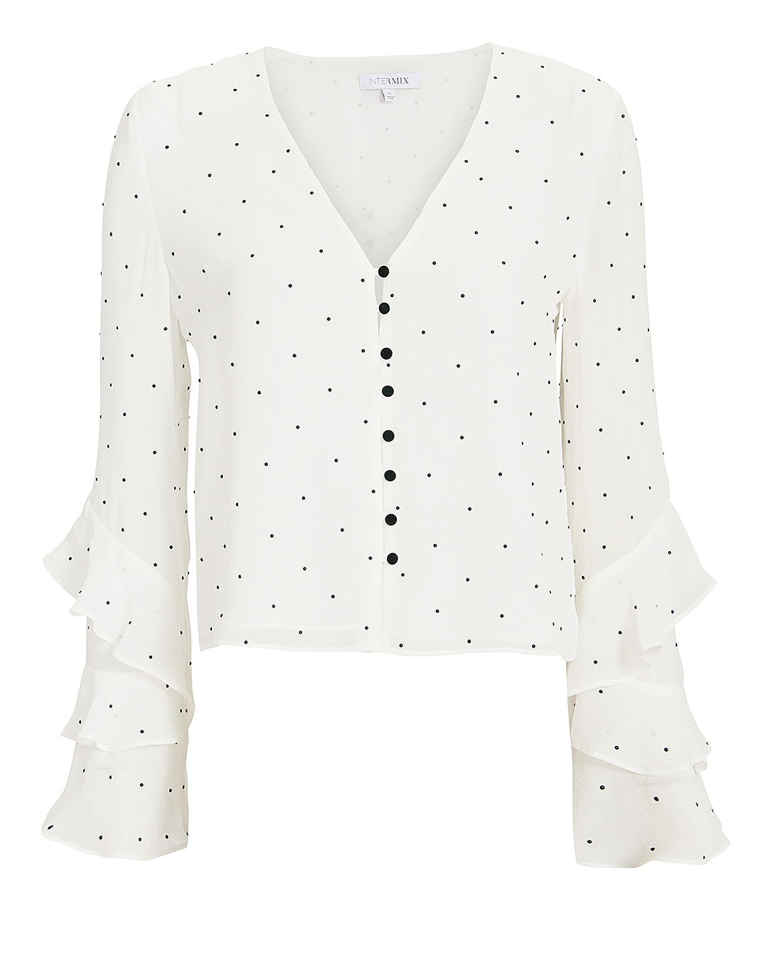 EXCLUSIVE FOR INTERMIX Meena Embellished Blouse