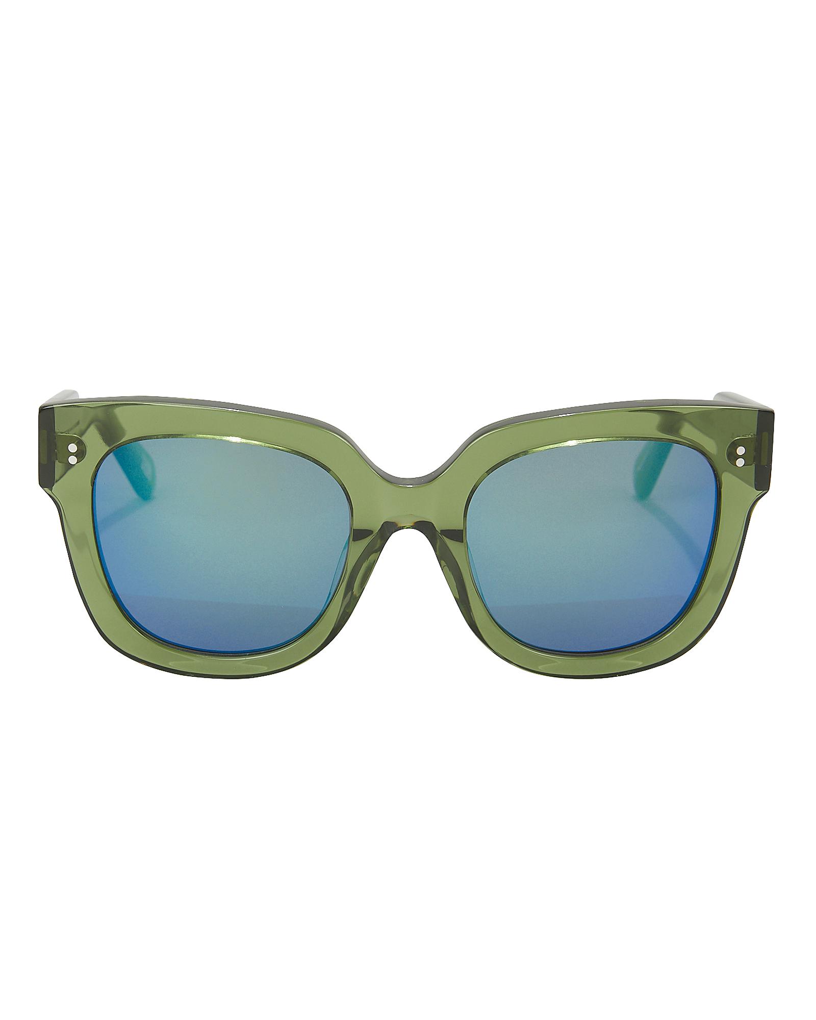 CHIMI EYEWEAR 008 Green Sunglasses
