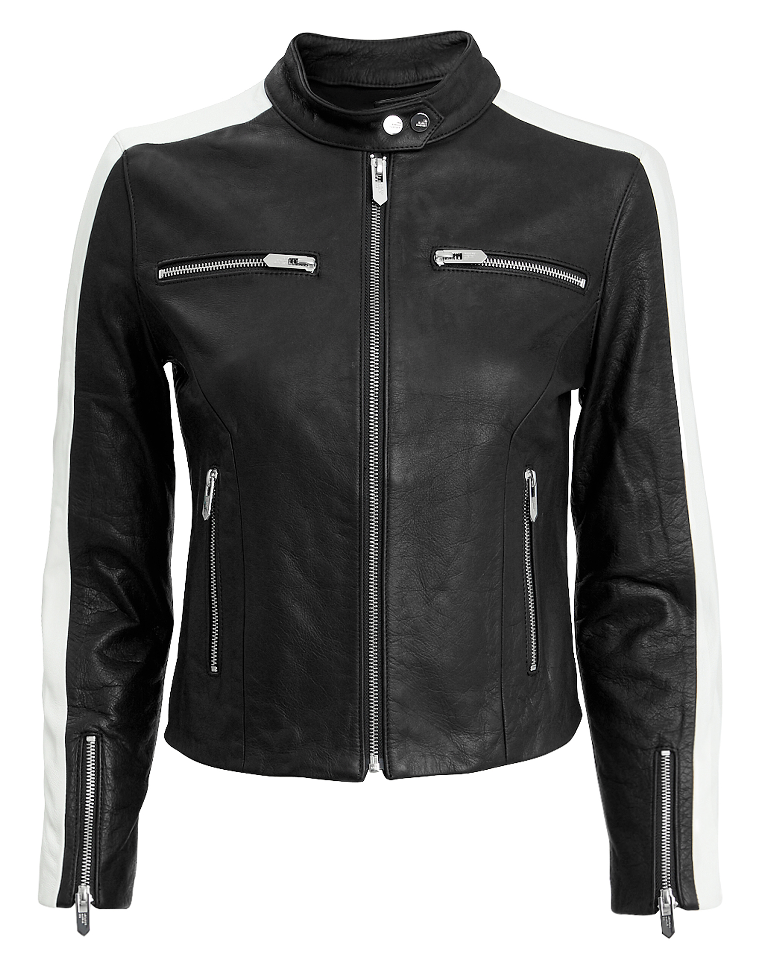 THE MIGHTY COMPANY Lucca Racer Jacket
