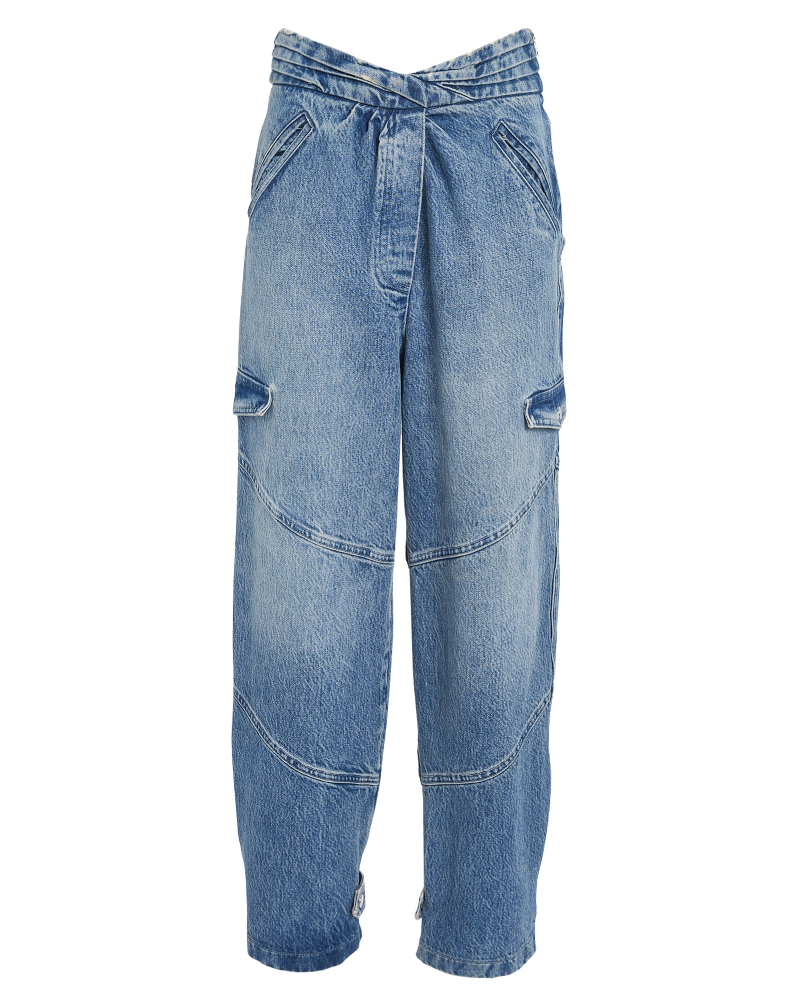 Rta Jeans RTA DALLAS HIGH-WAIST RELAXED JEANS