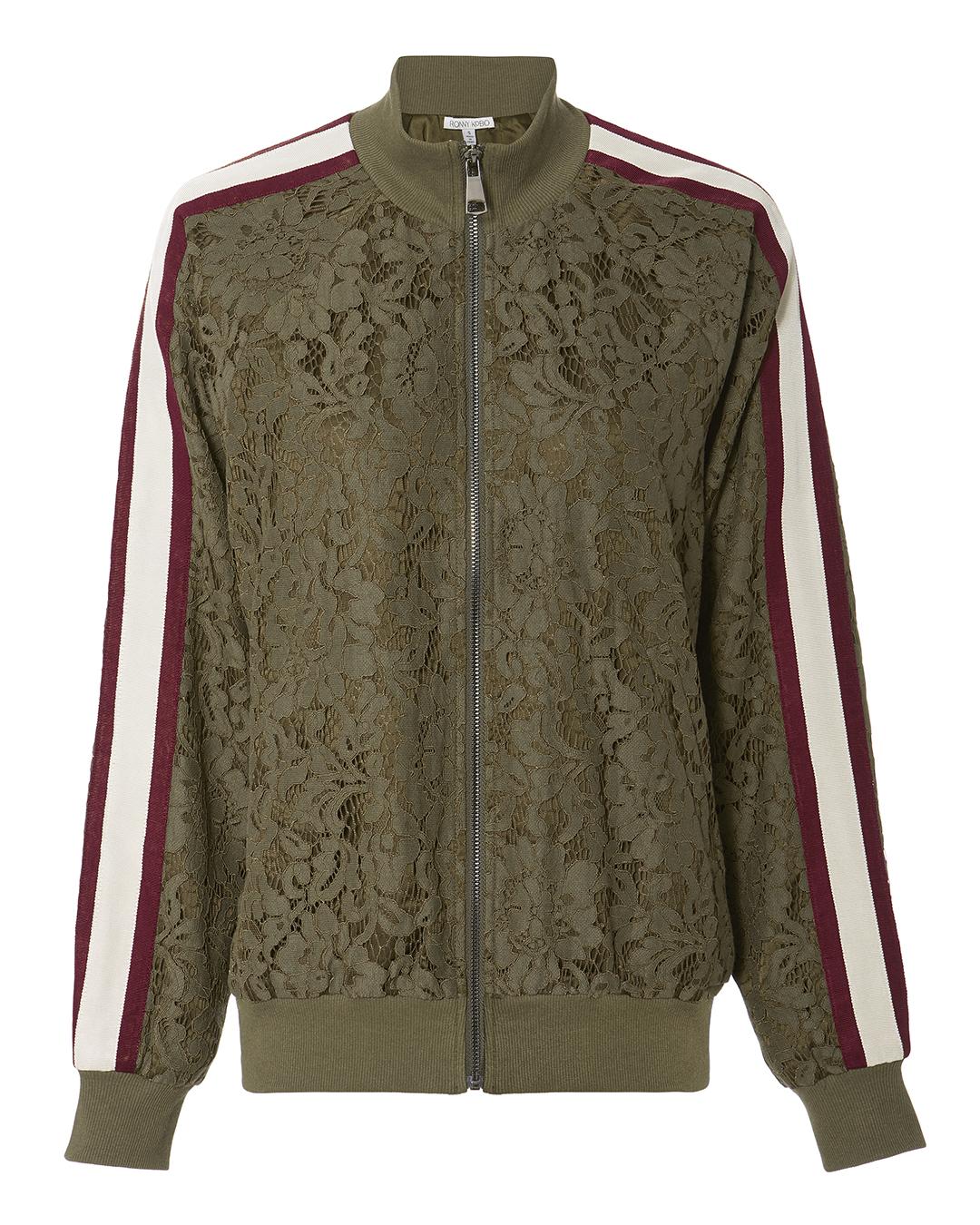 TORN Binta Lace Jacket
