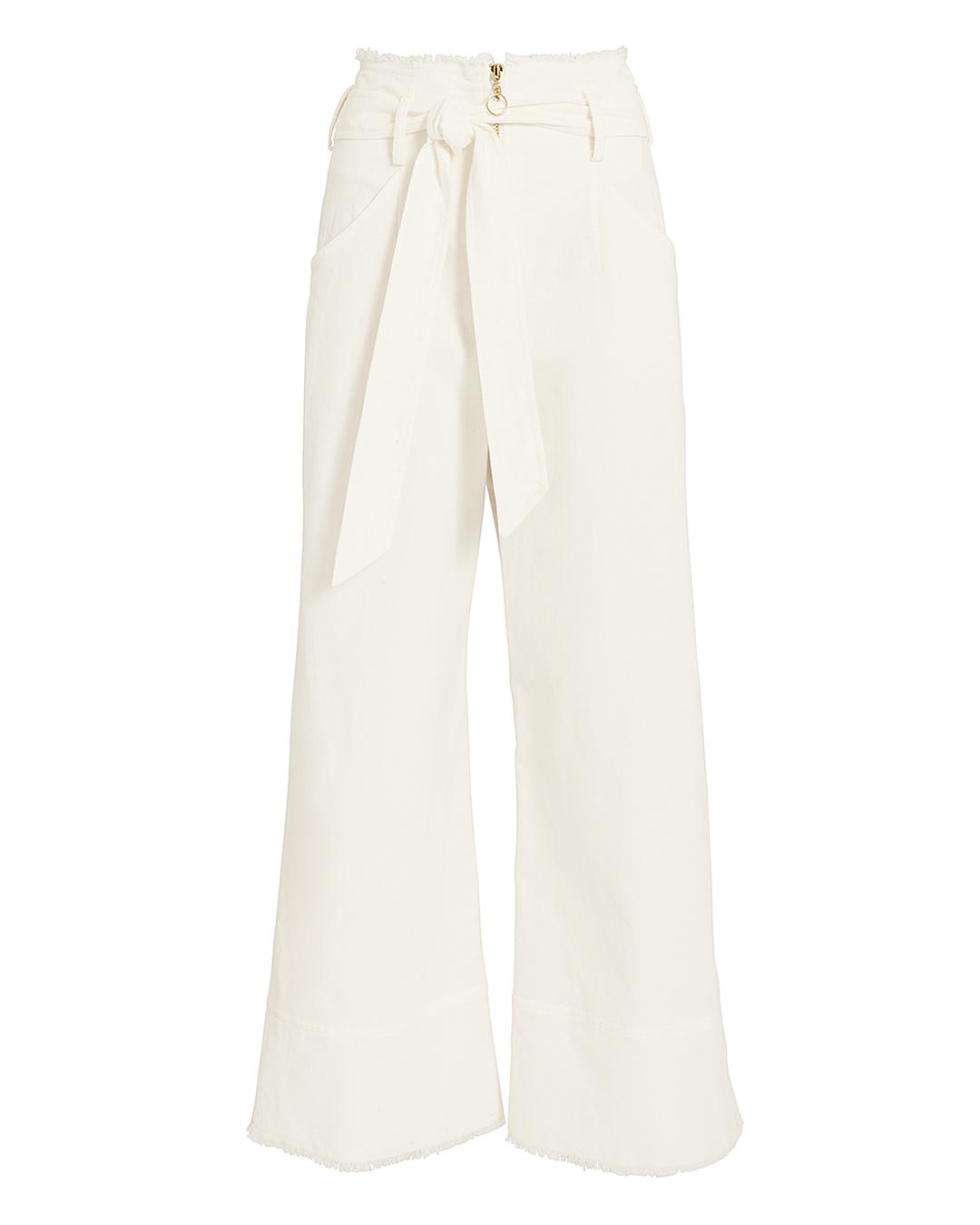 EXCLUSIVE FOR INTERMIX Julia Corduroy Wide Leg Pants