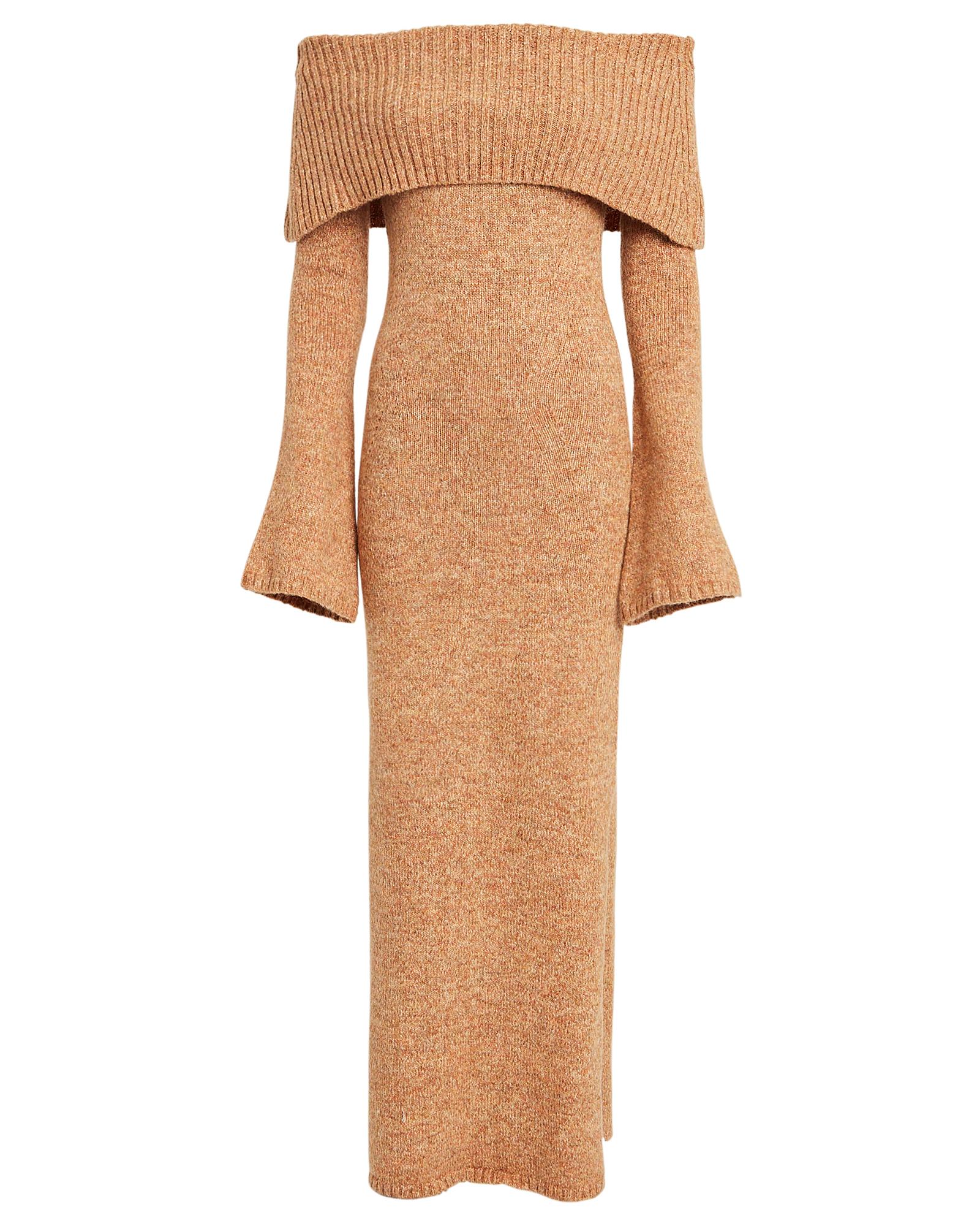 Cult Gaia Dresses CULT GAIA MARIEL SWEATER DRESS