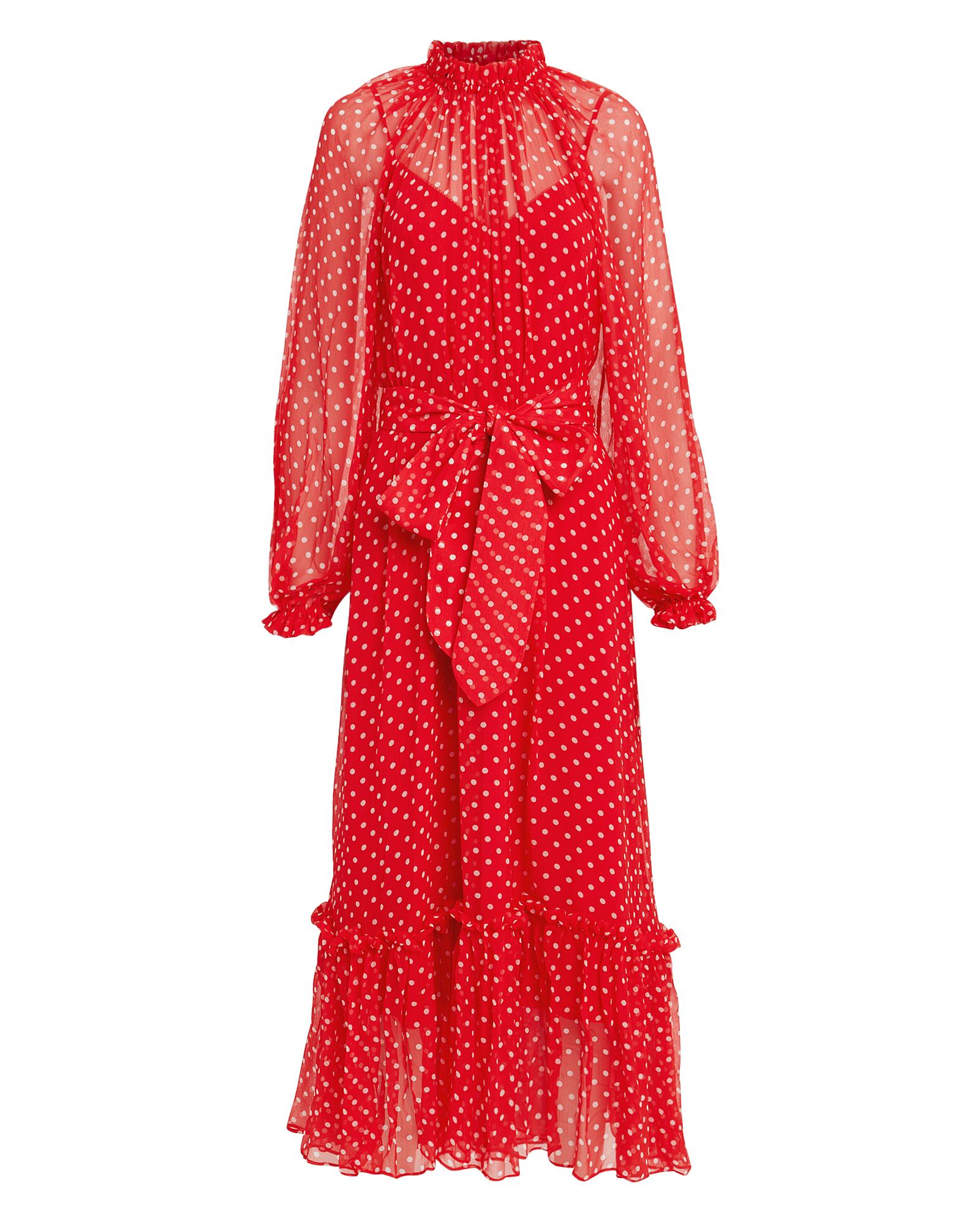 Zimmermann Dresses ZIMMERMANN NINETY-SIX SWING DRESS  MULTI ZERO