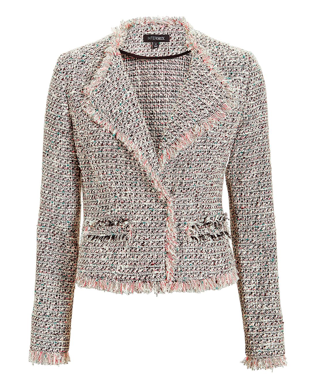 EXCLUSIVE FOR INTERMIX Emeline Knit Jacket