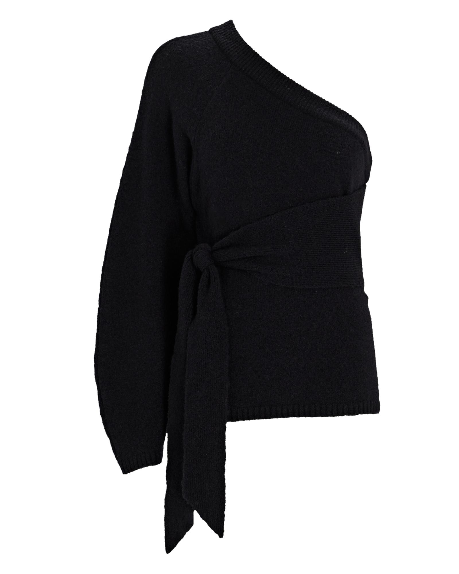 Nanushka Sweaters NANUSHKA CLETO ONE-SHOULDER SWEATER