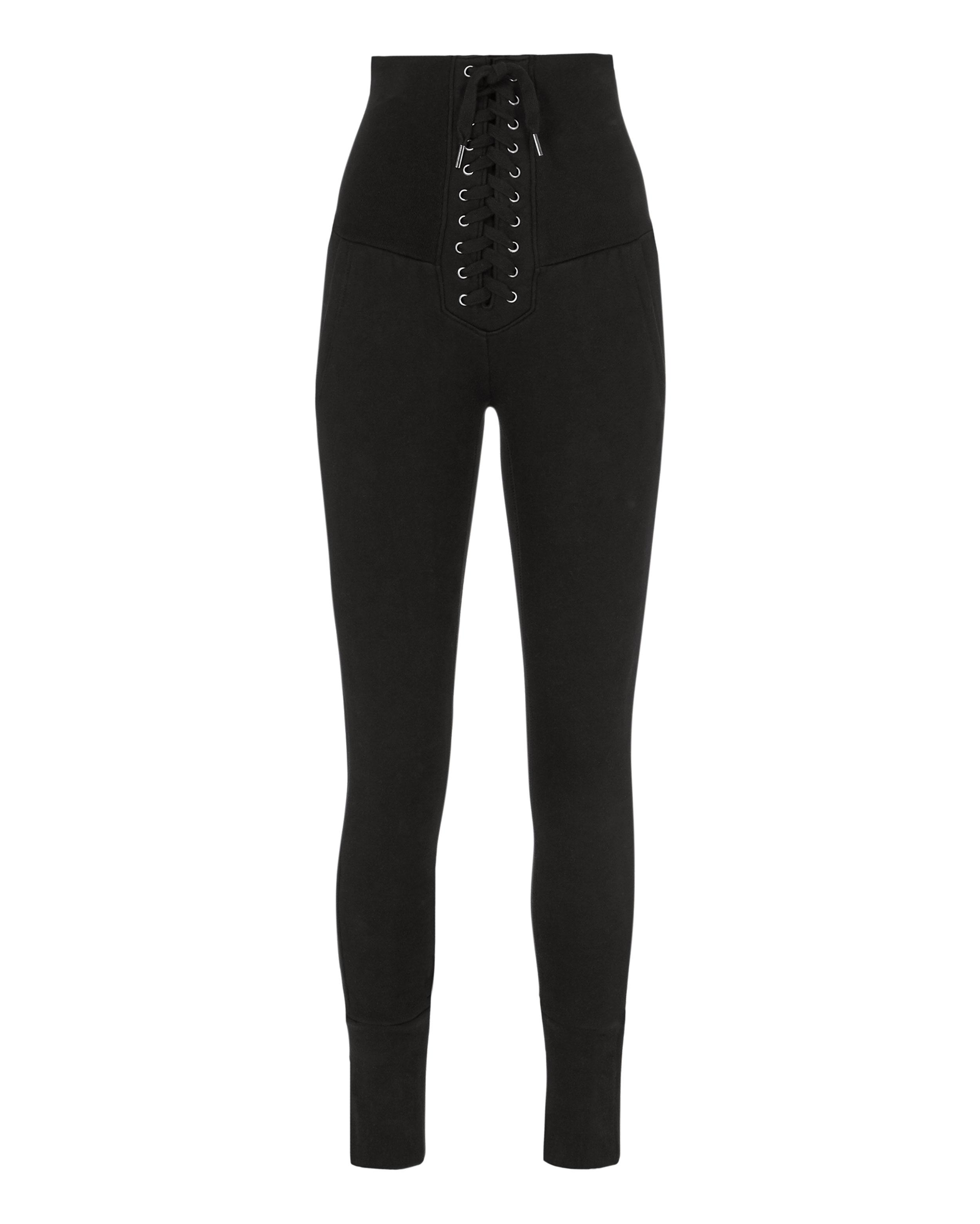 Nsf Maren Black Sweatpants