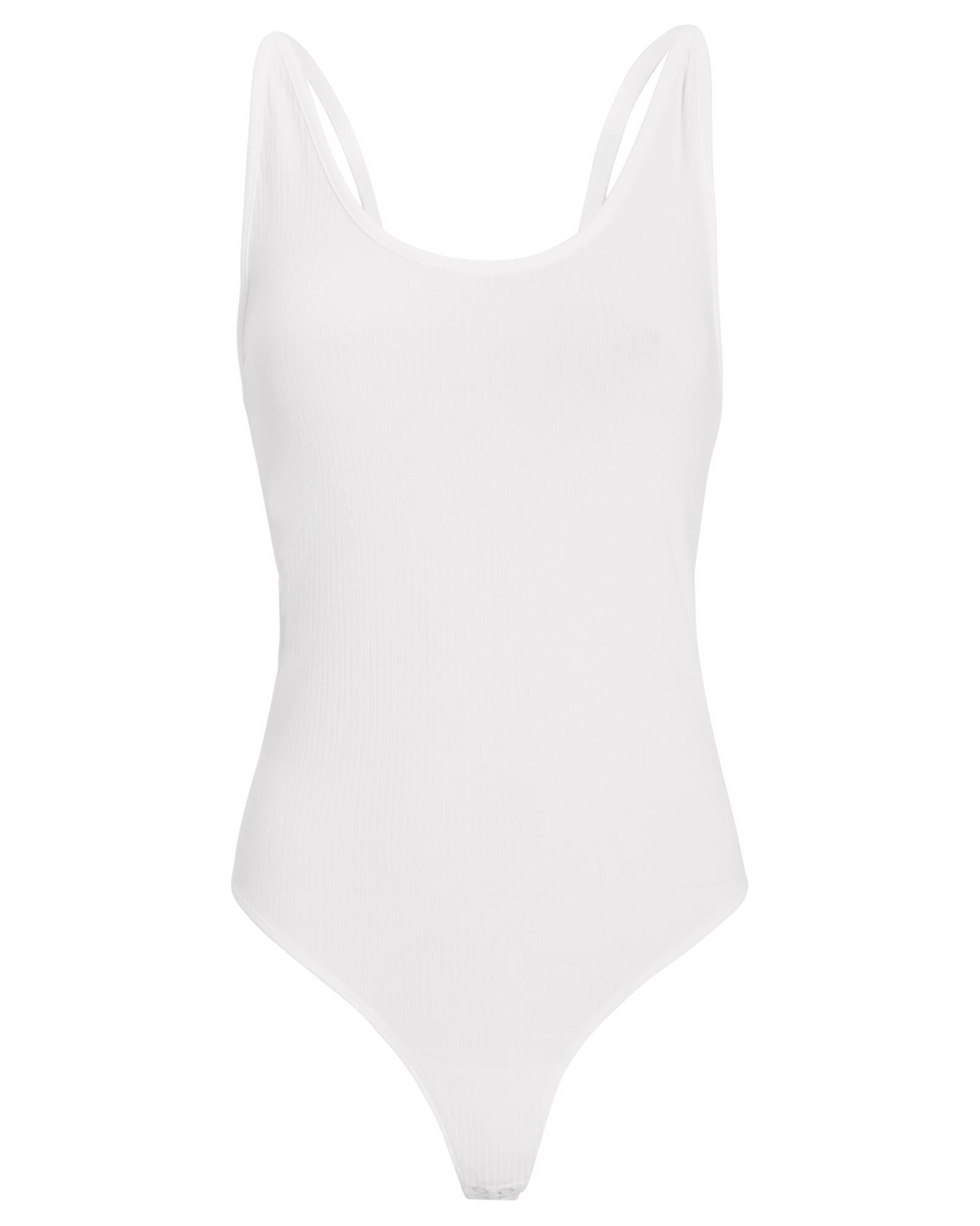 Eliana Low Back Bodysuit by Fifth & Mode