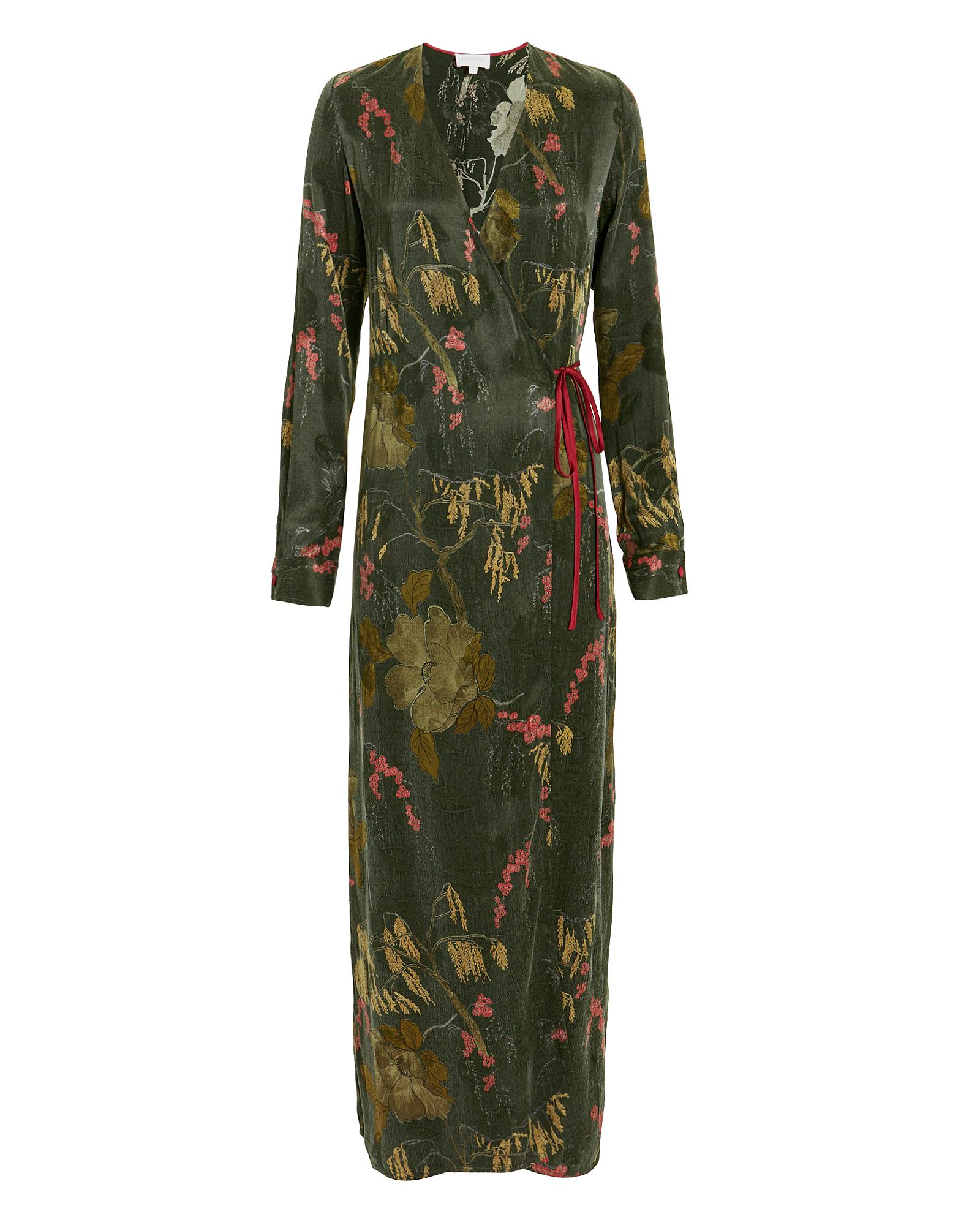 DEVINE HERITAGE Kimono Dress