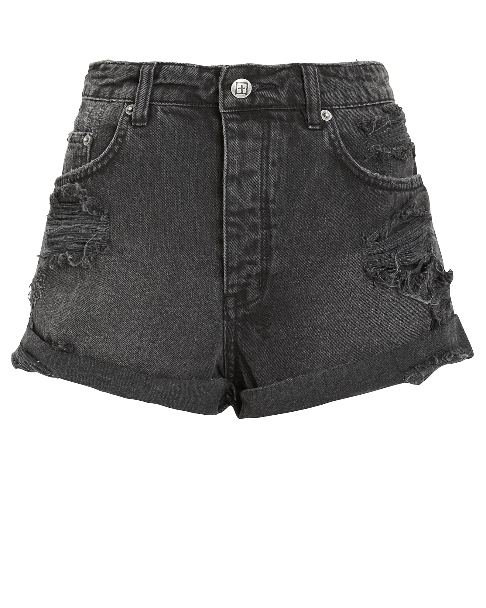 Rollin Out Denim Shorts by Ksubi