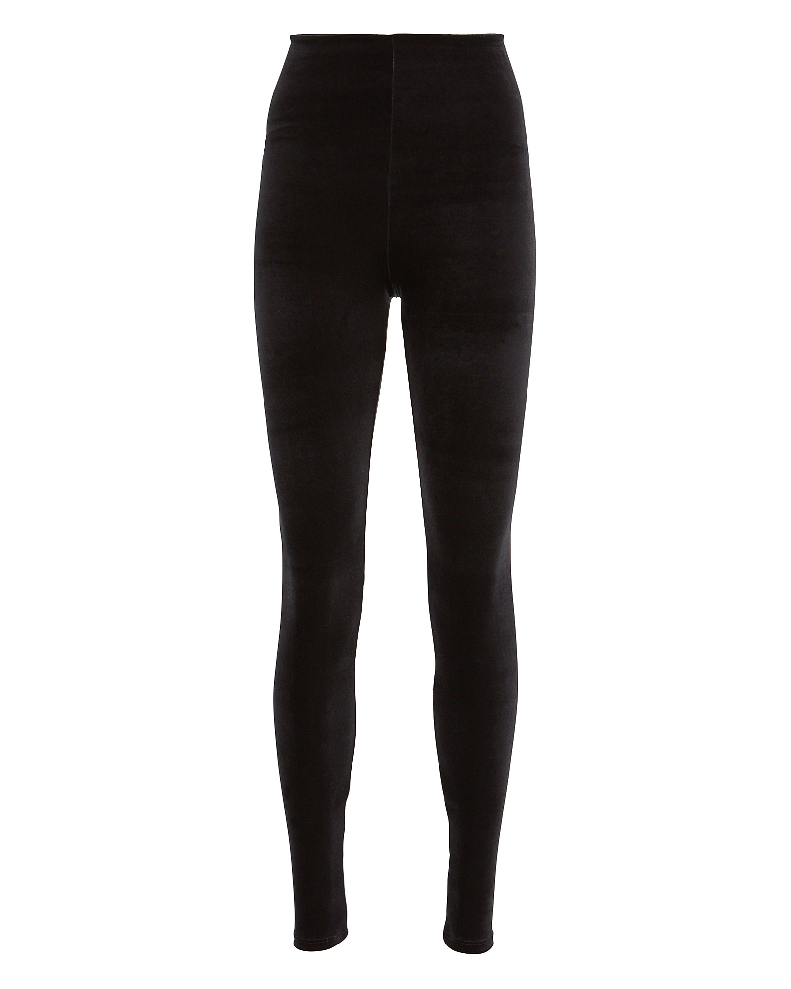 Commando Pants COMMANDO PERFECT CONTROL VELVET LEGGINGS