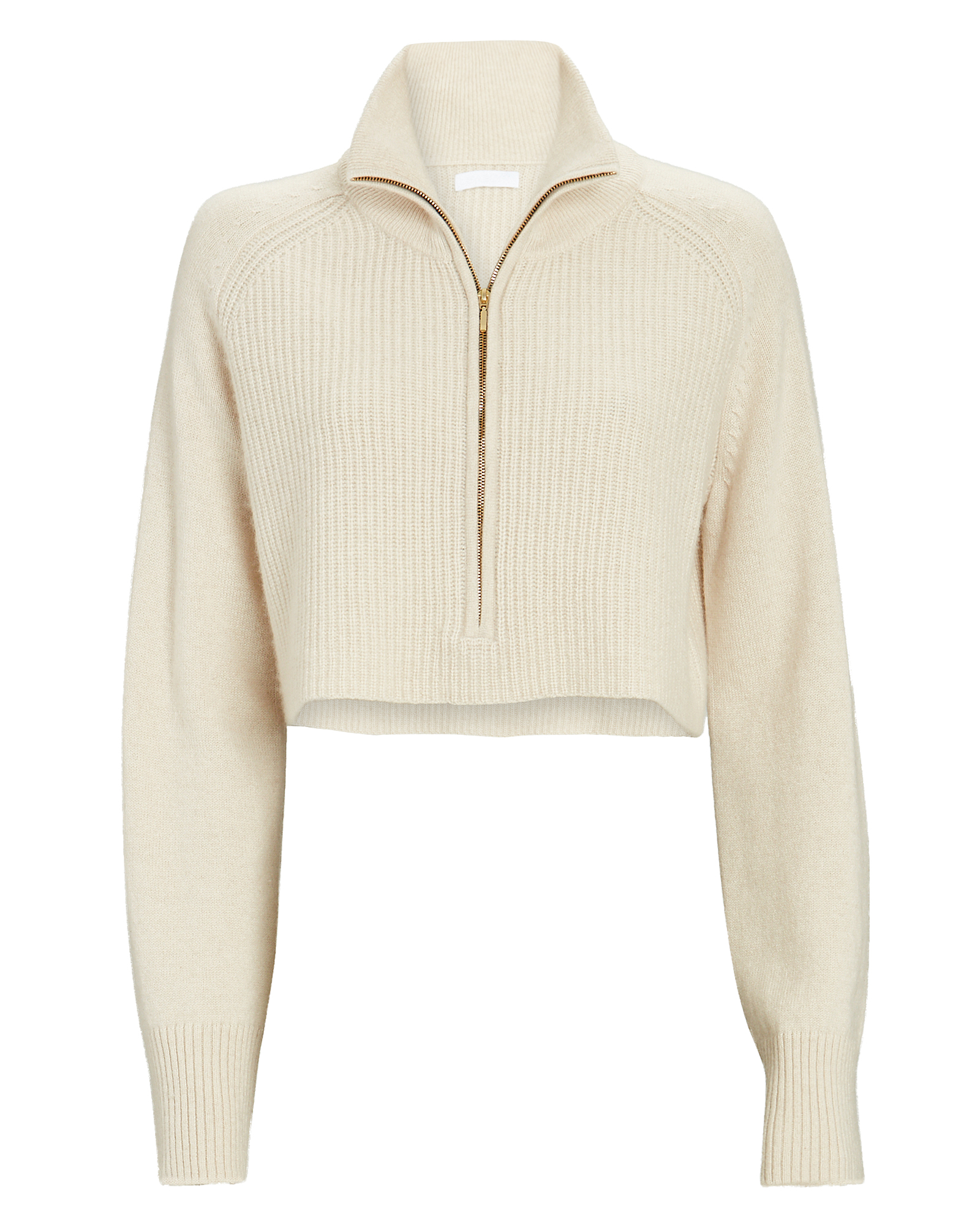 Sablyn SABLYN NASH CROPPED CASHMERE SWEATER