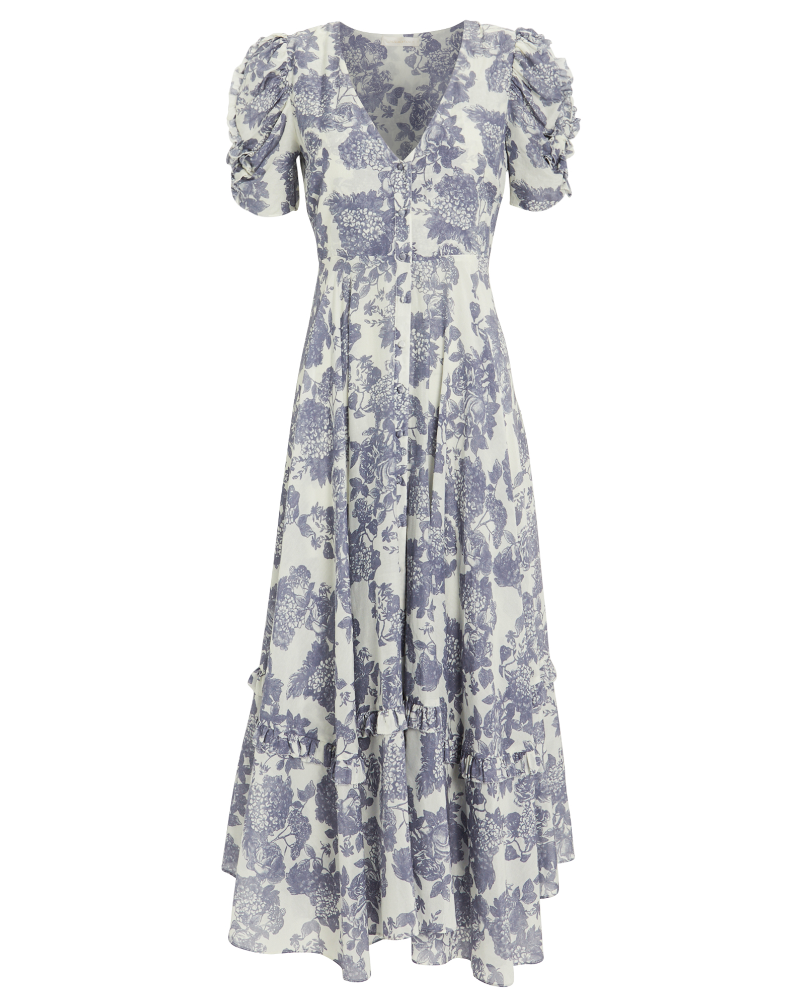 Andy Voile Floral Dress by Loveshackfancy