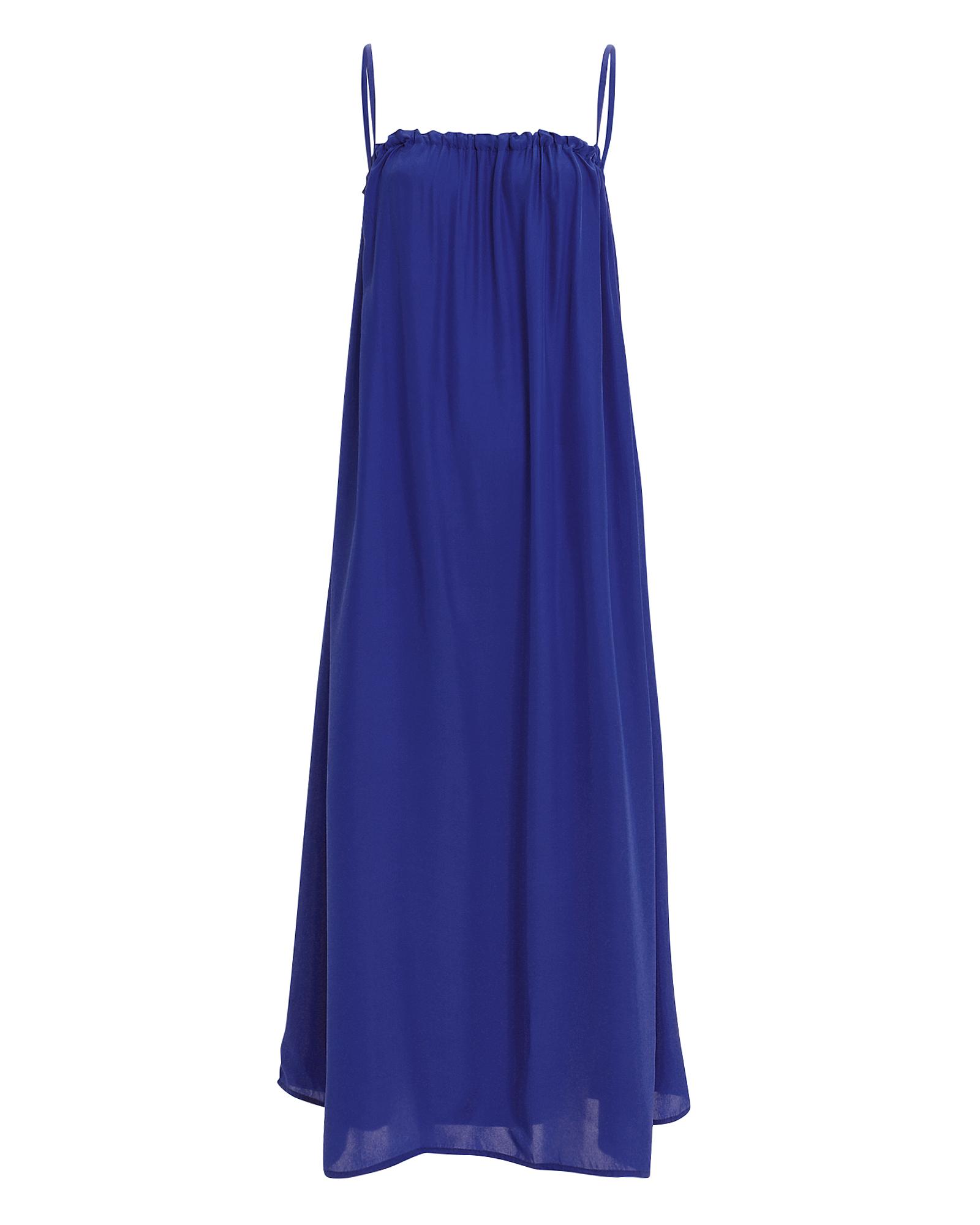 MIKOH SWIM Mikoh Nagano Maxi Dress Cobalt
