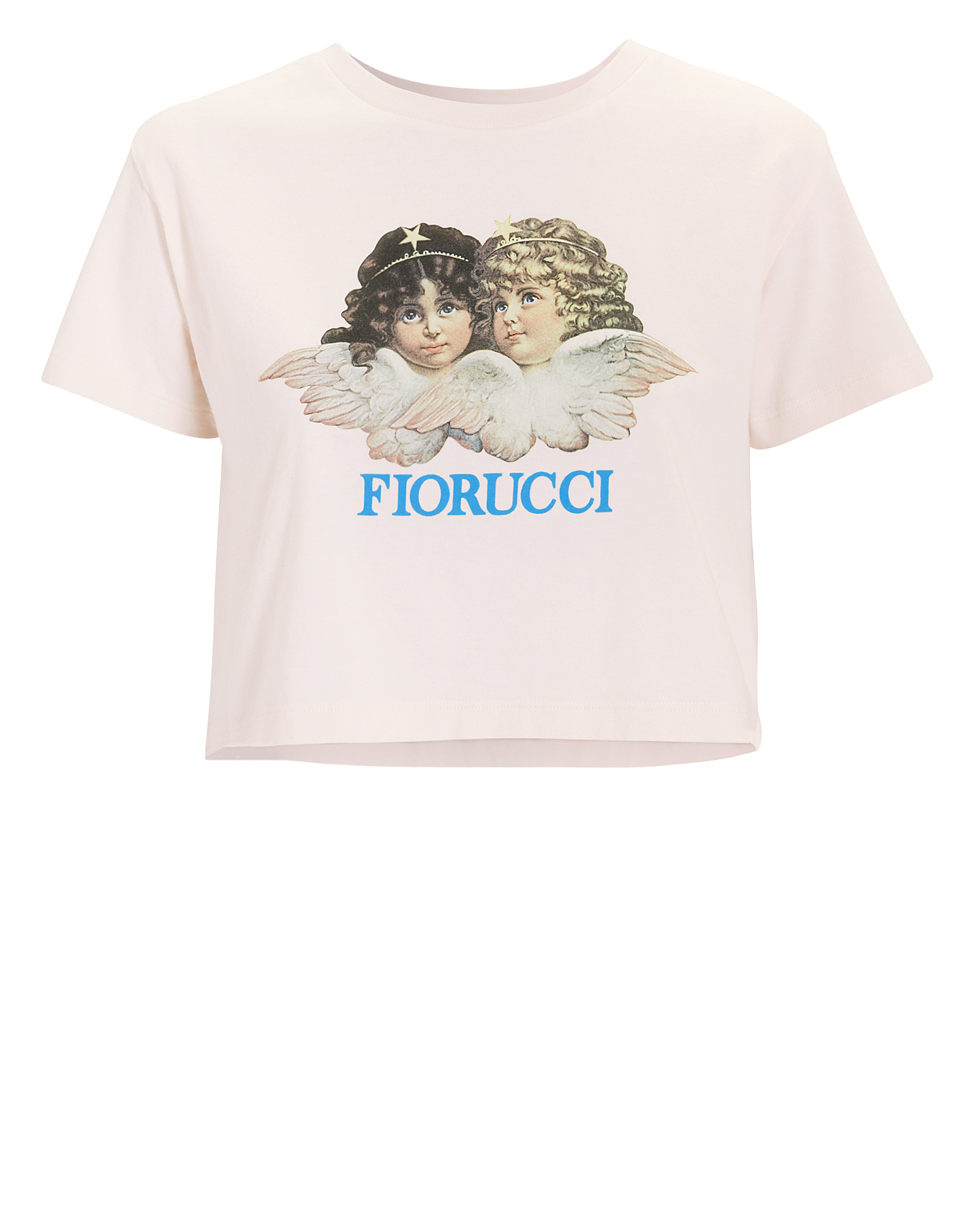FIORUCCI VINTAGE ANGELS CROED INK T-SHIRT INK