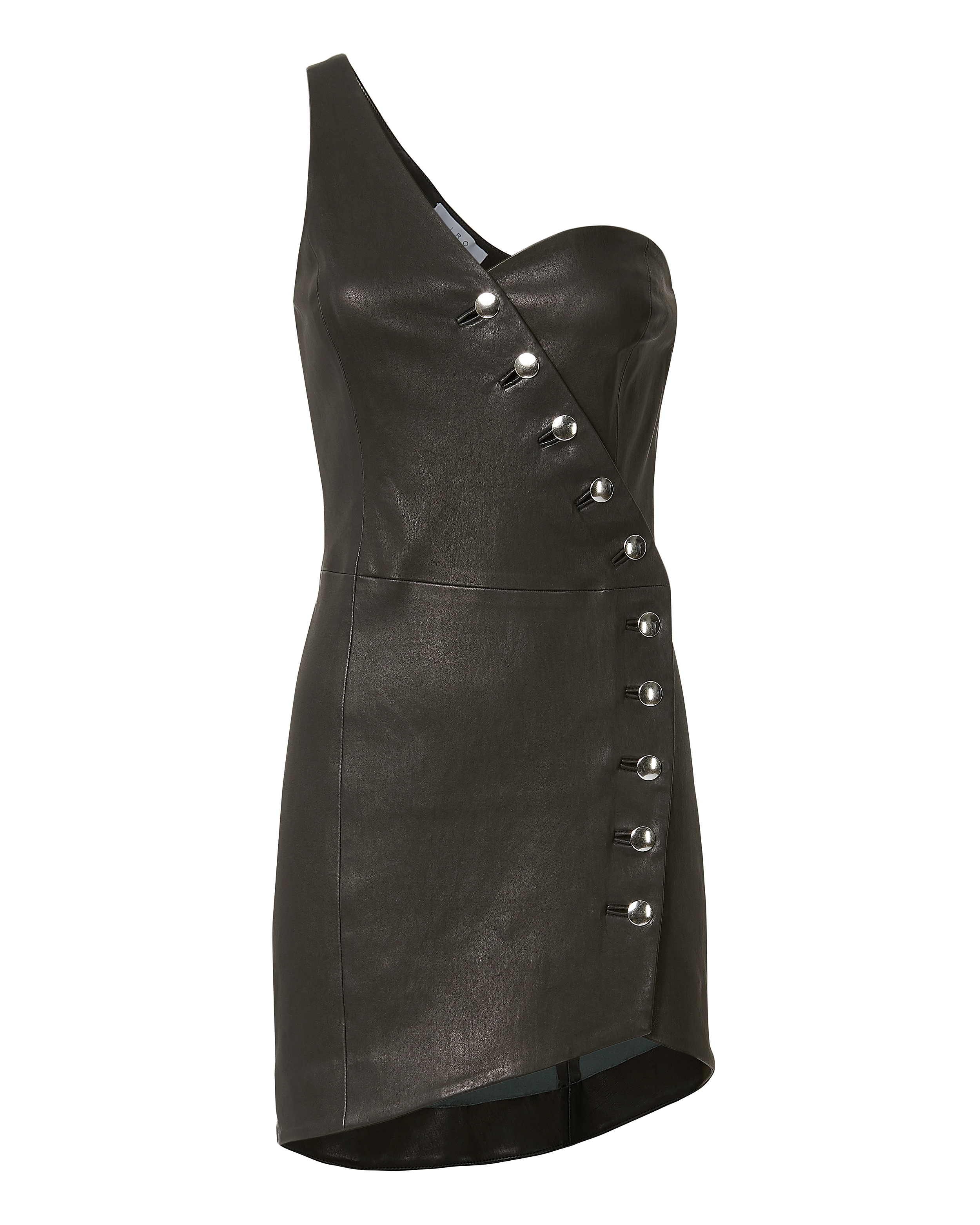 Clemay Leather Dress by Iro
