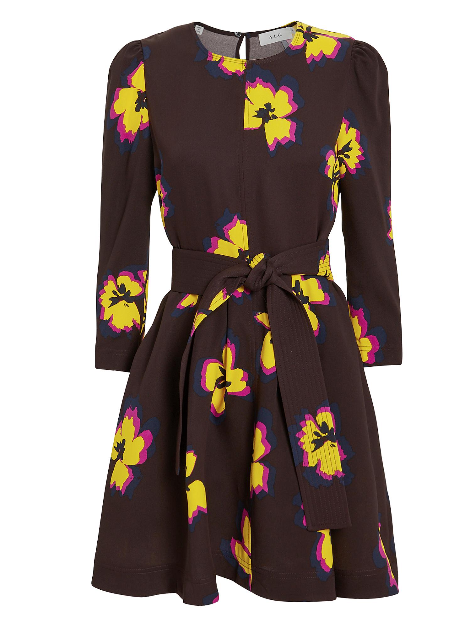 A.l.c Dresses STELLA FLORAL DRESS